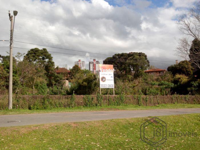 Terreno à venda em Bigorrilho, Curitiba - PR