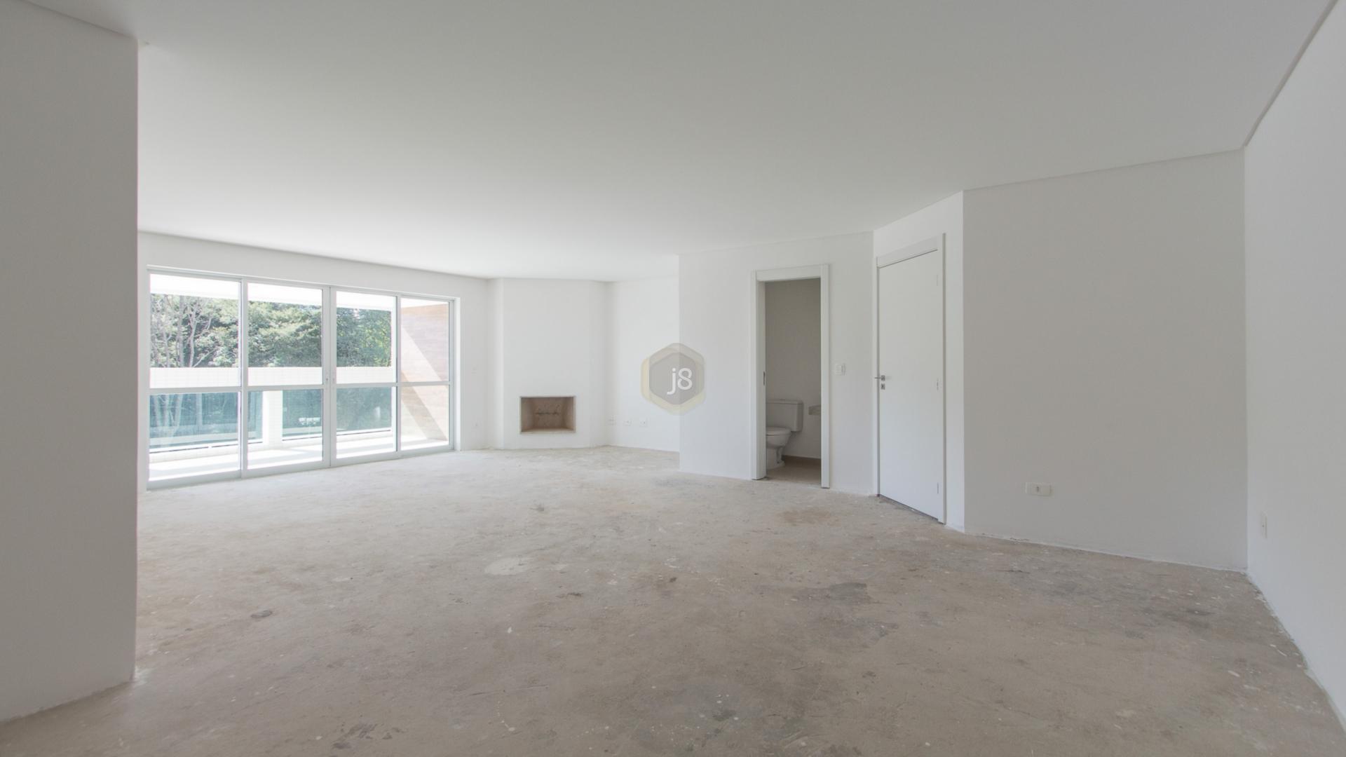 Apartamentos de 3 dormitórios à venda em Mossunguê, Curitiba - PR