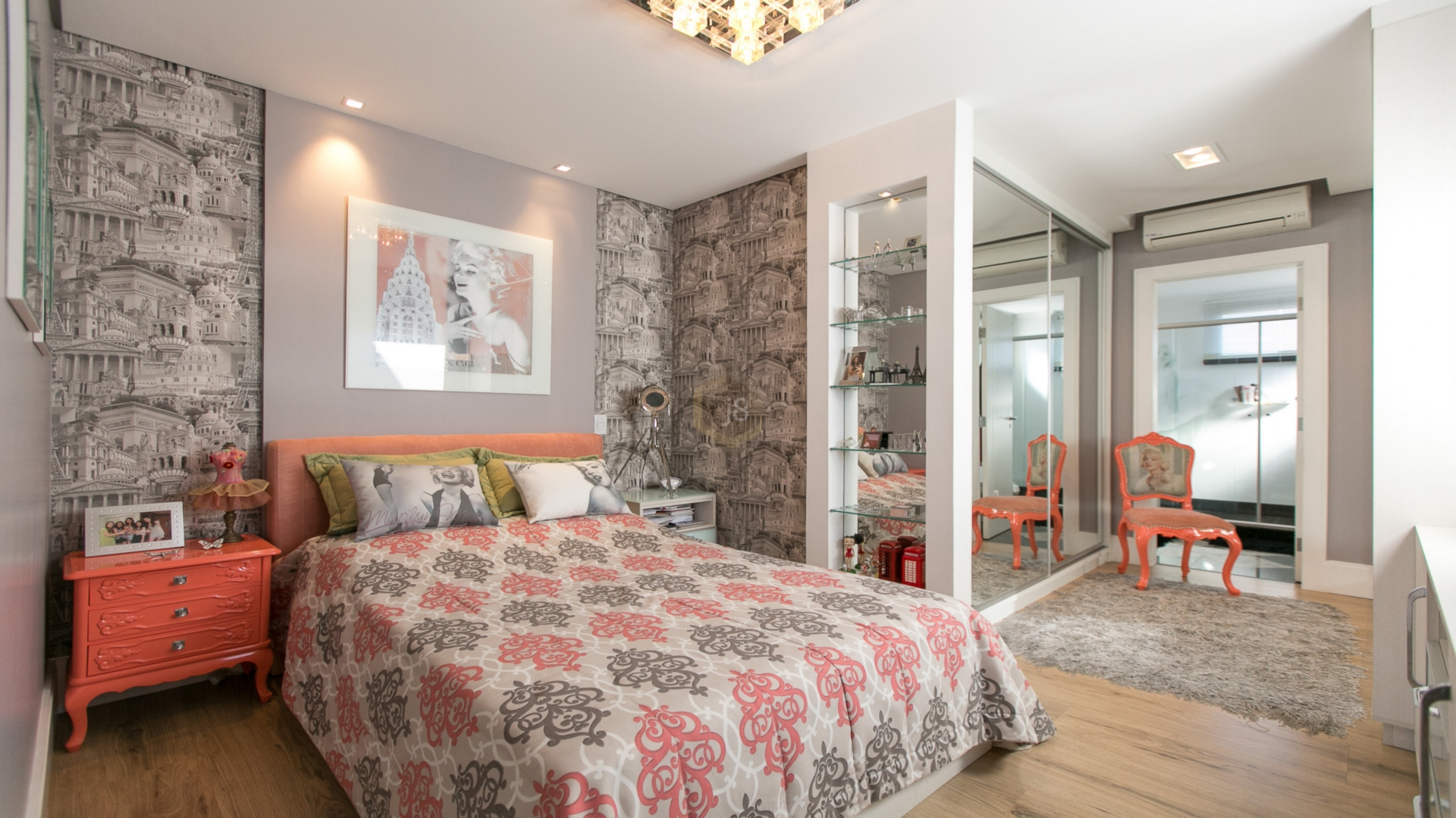 Coberturas de 3 dormitórios à venda em Bigorrilho, Curitiba - PR