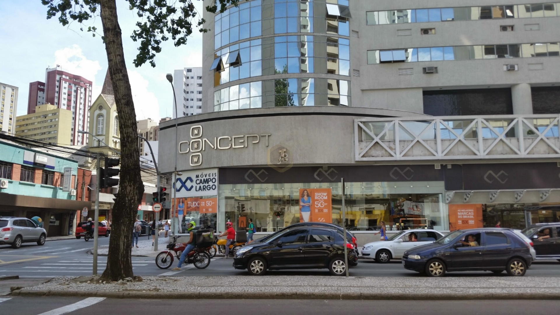 Comercial à Venda - Centro