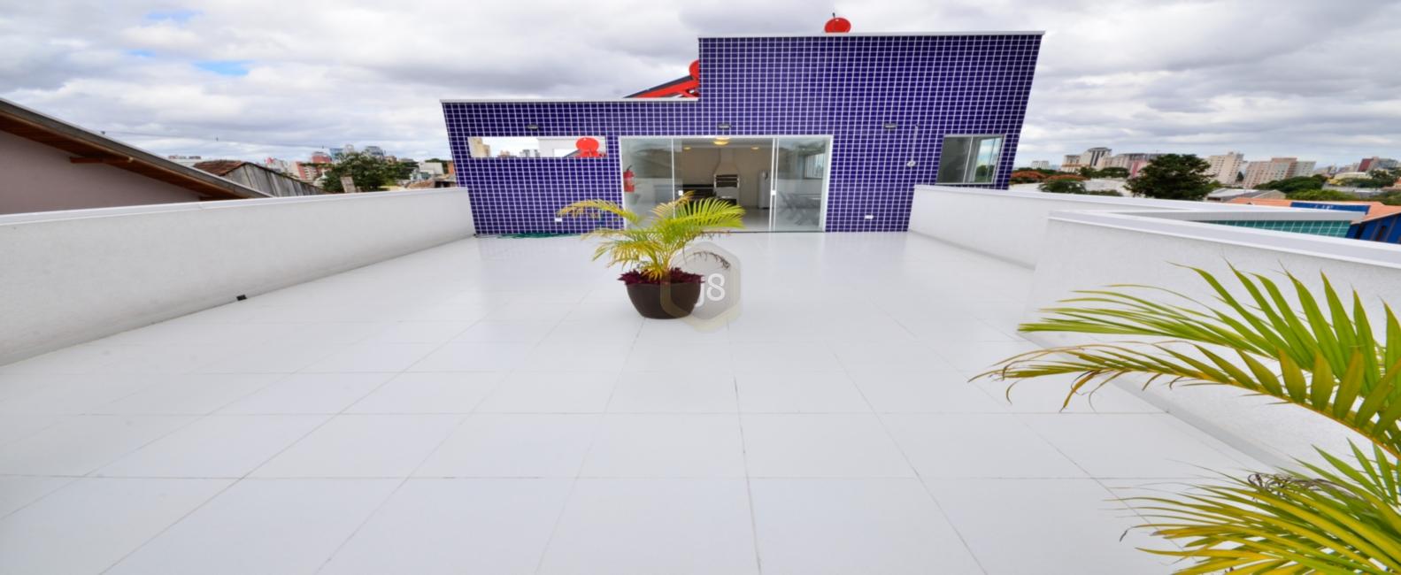 Apartamentos de 1 dormitório em São Francisco, Curitiba - PR