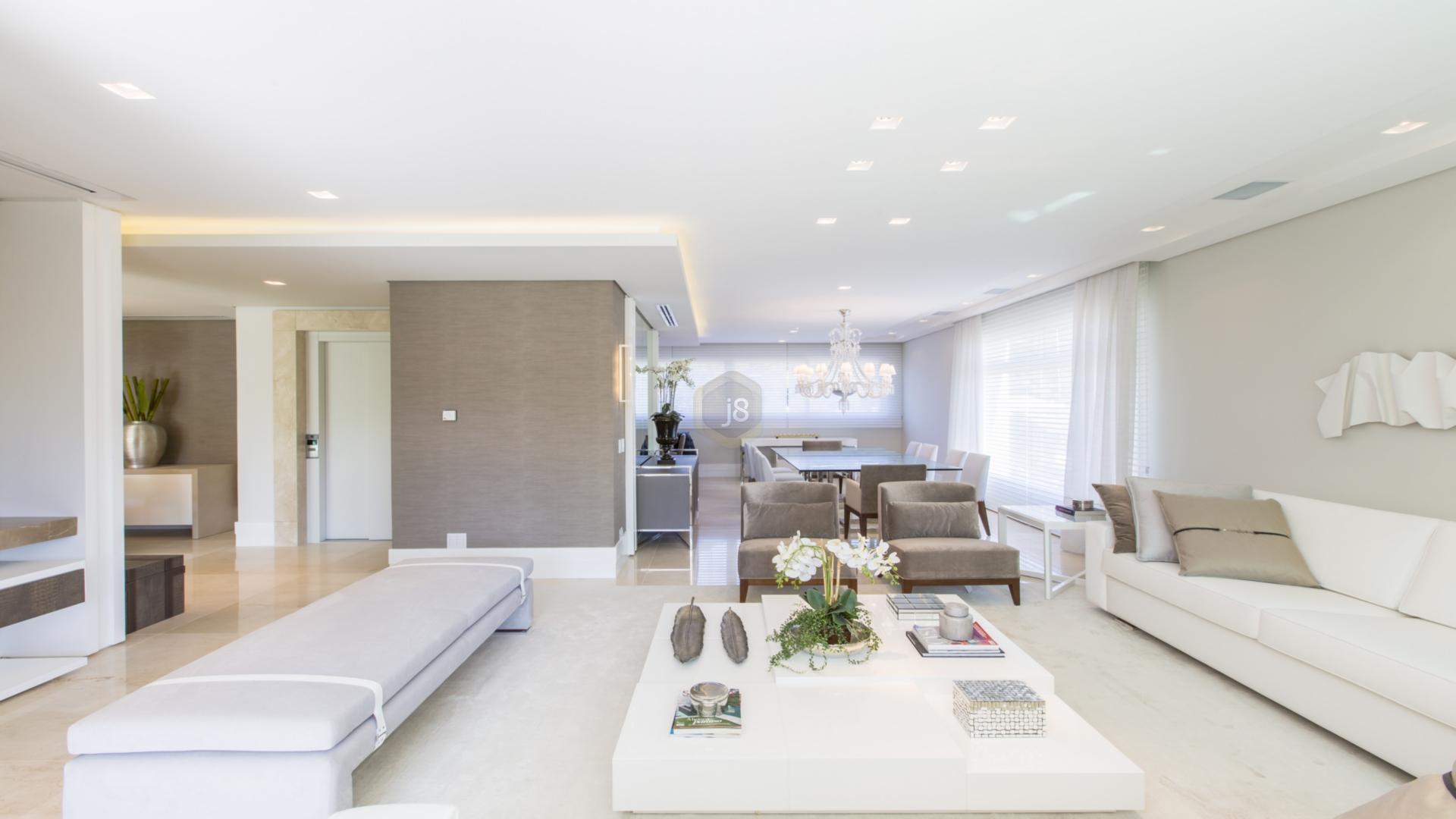 Apartamentos de 4 dormitórios à venda em Mossunguê, Curitiba - PR