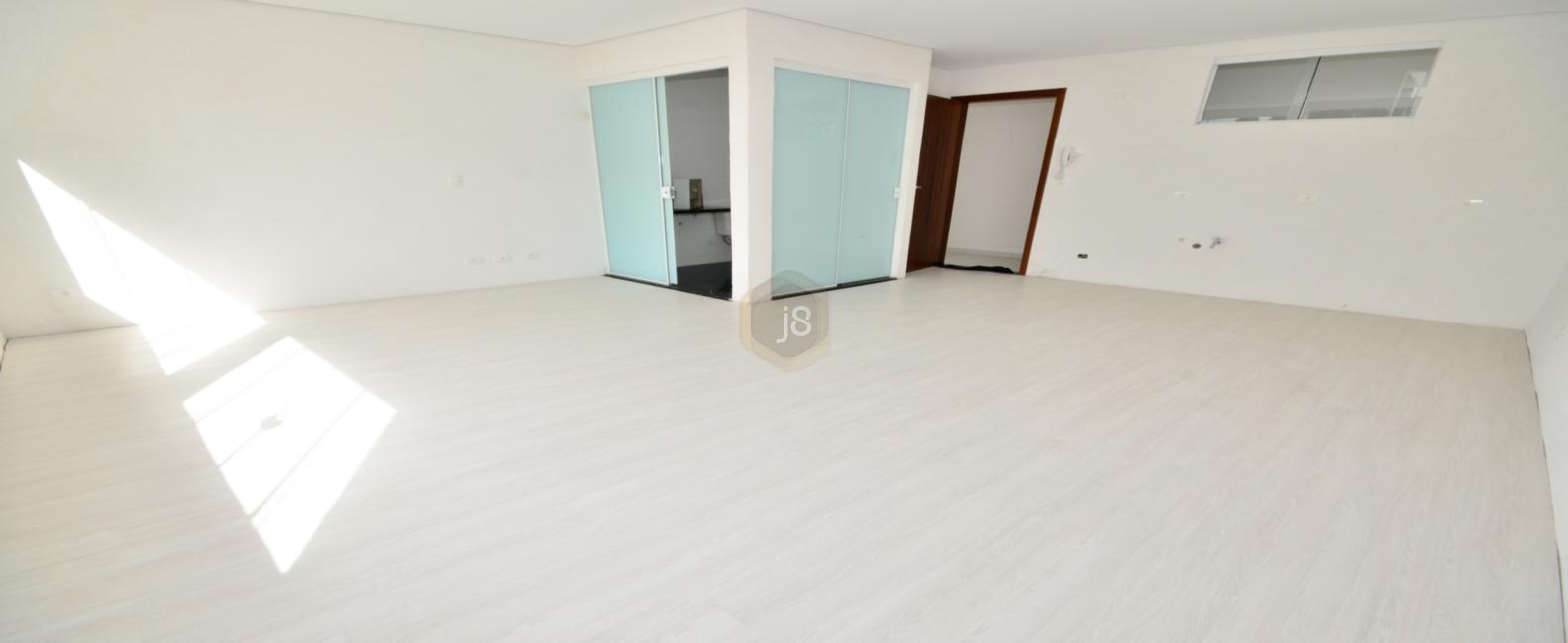 Apartamentos de 1 dormitório à venda em São Francisco, Curitiba - PR
