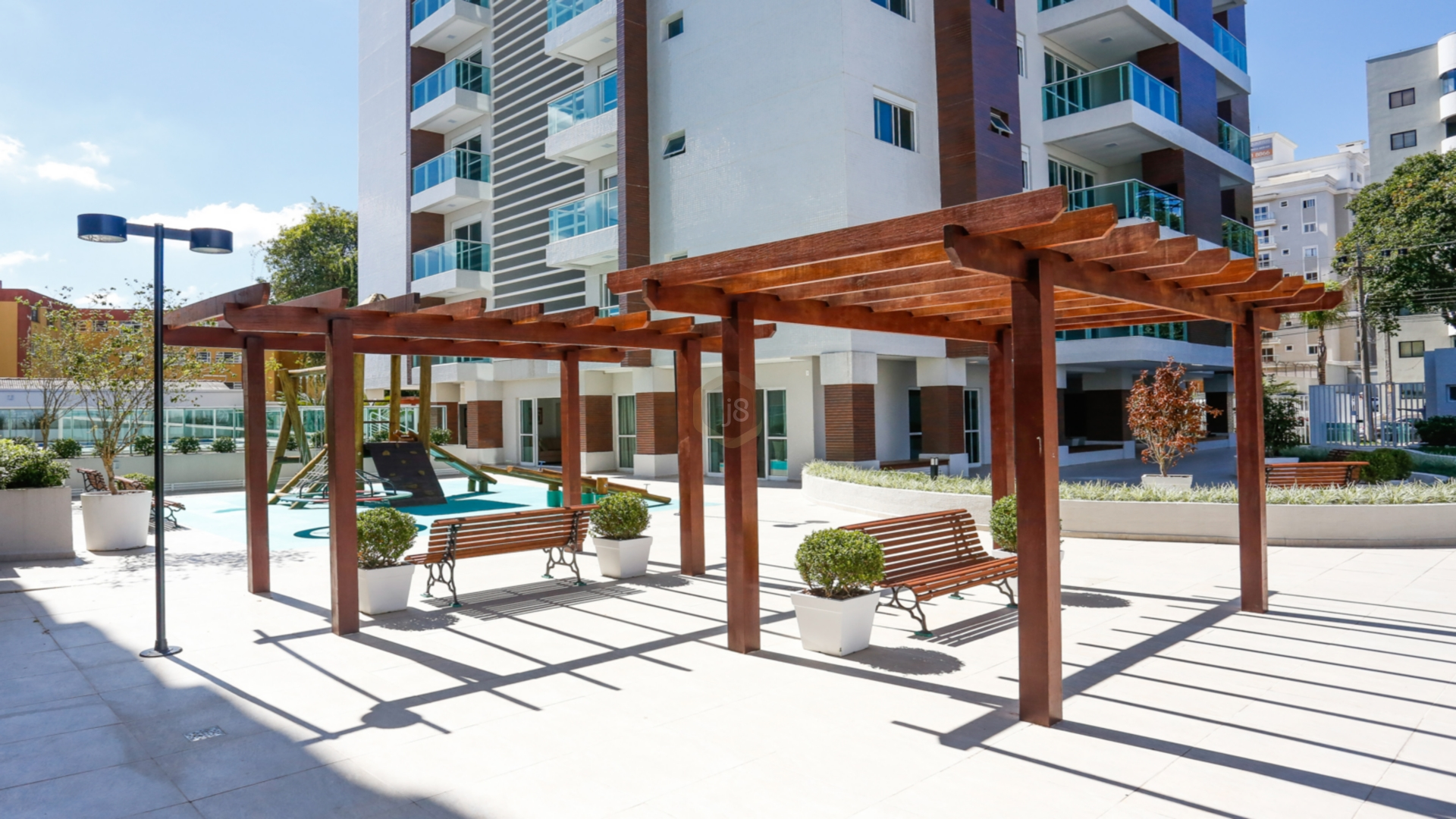 Apartamentos de 3 dormitórios à venda em Água Verde, Curitiba - PR