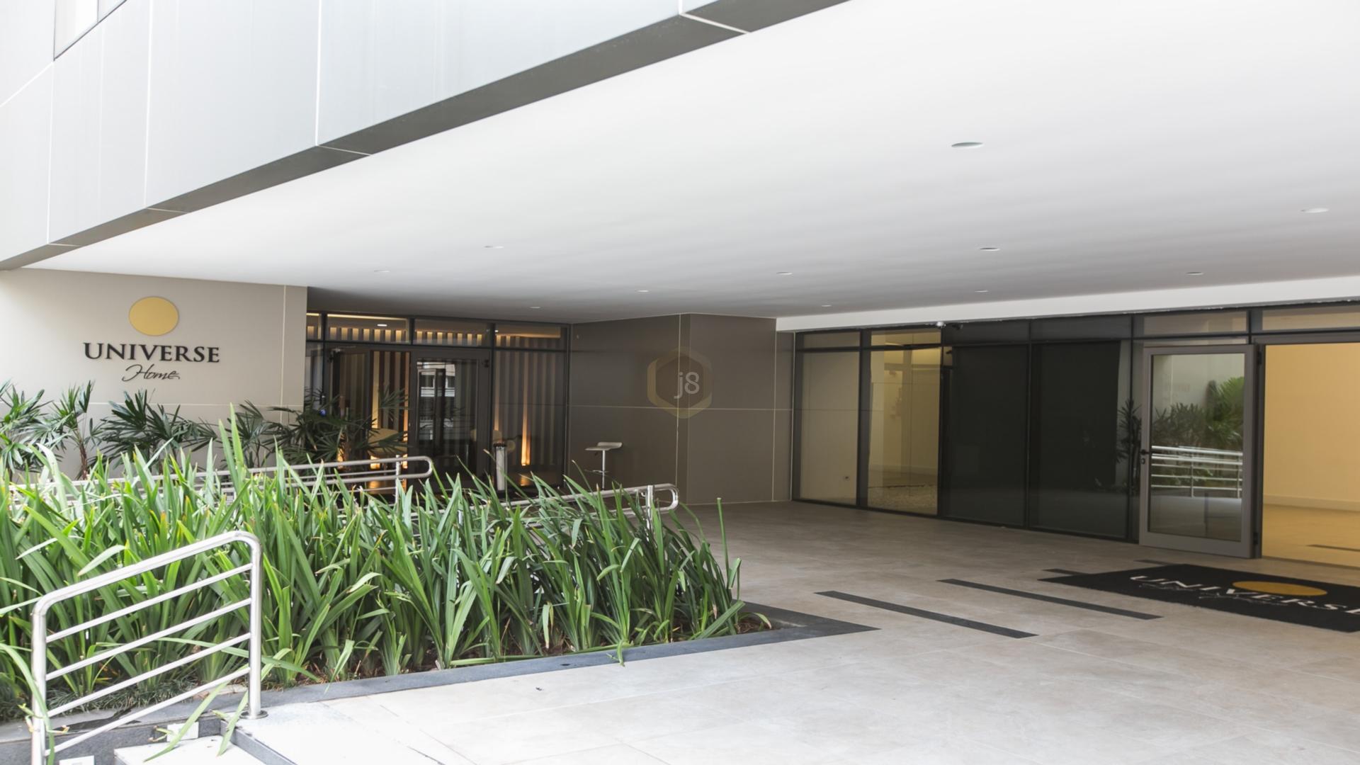 Apartamentos de 1 dormitório em Centro, Curitiba - PR