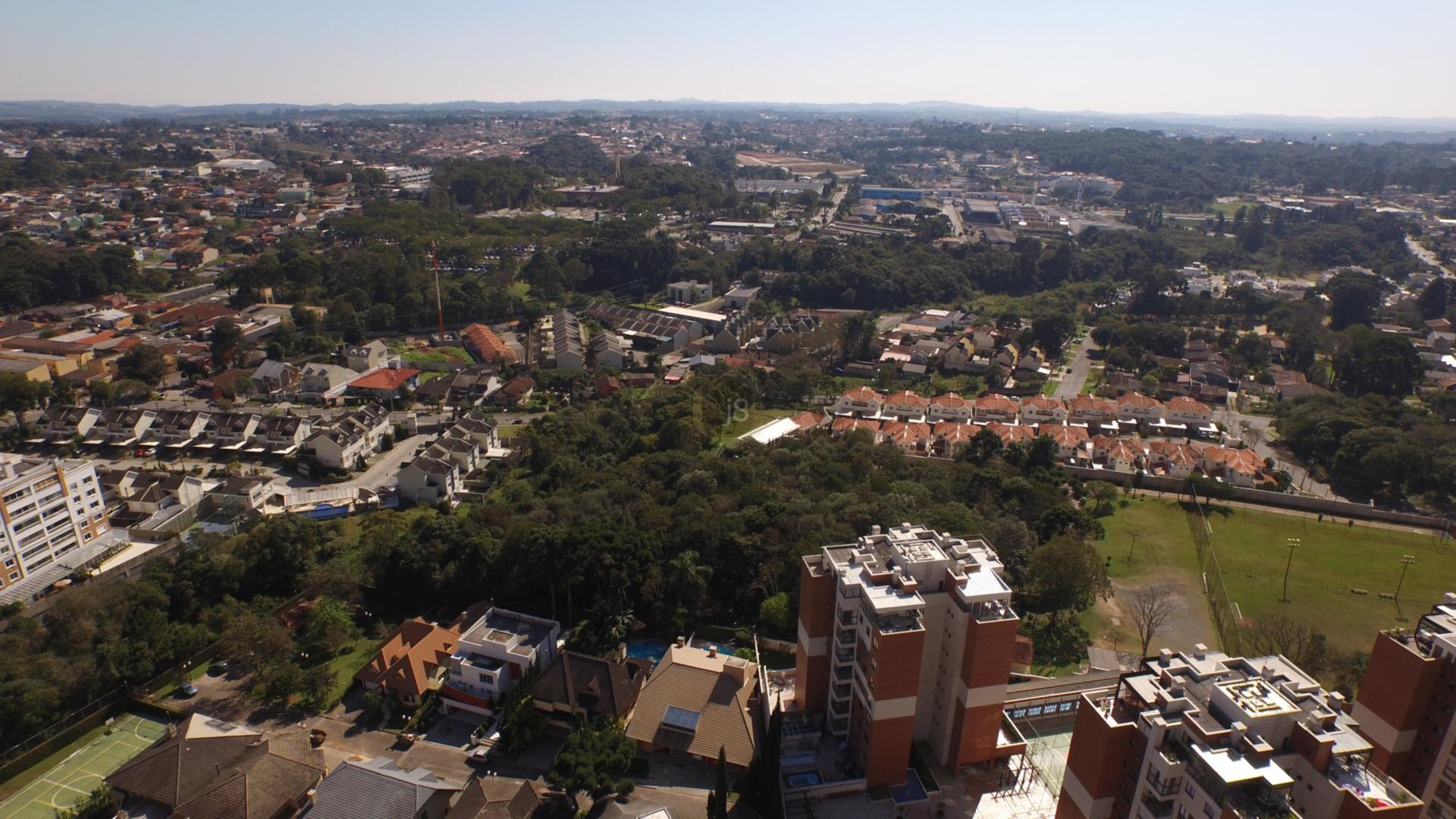 Coberturas de 4 dormitórios à venda em Mossunguê, Curitiba - PR