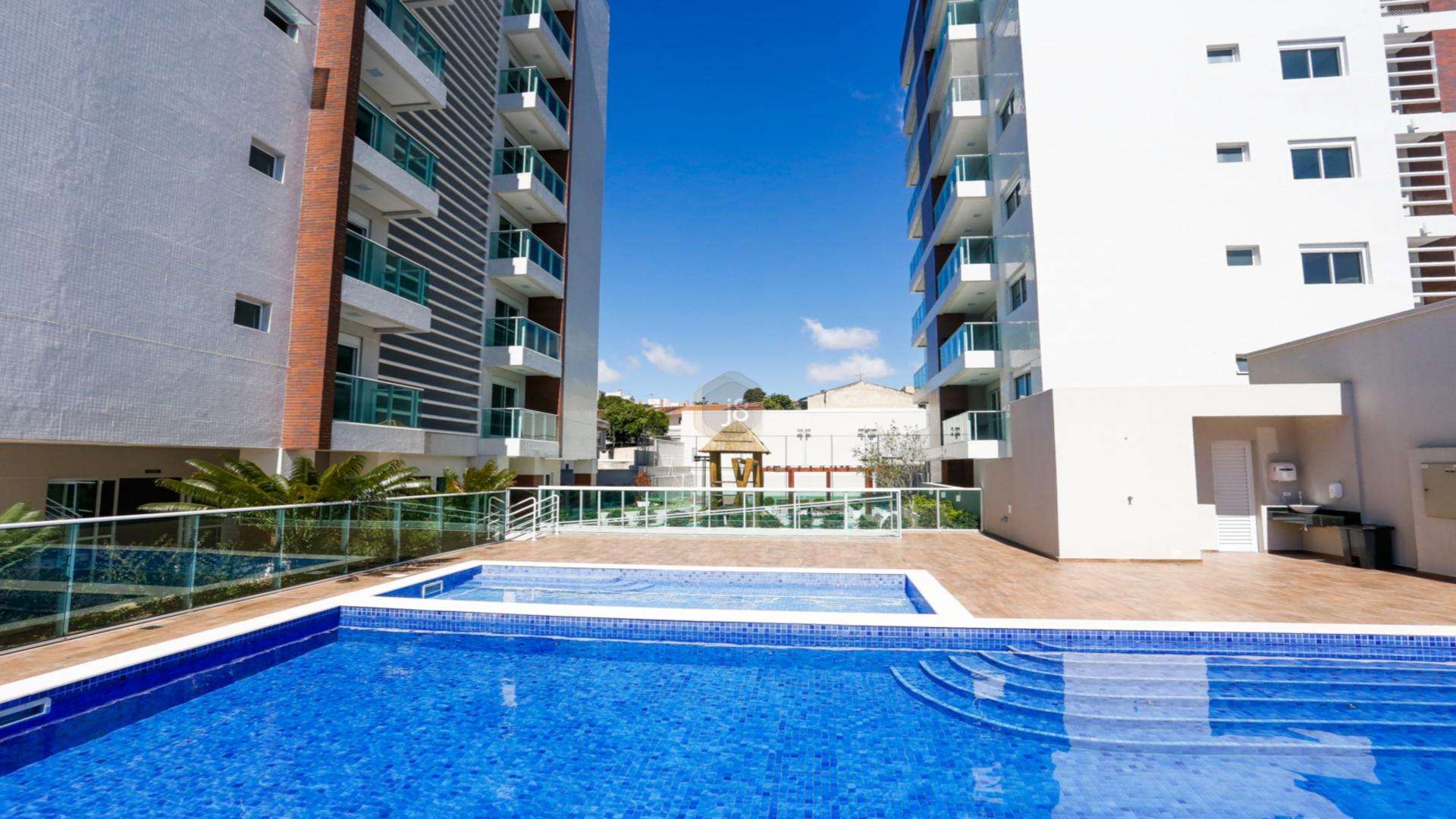 Coberturas de 3 dormitórios em Água Verde, Curitiba - PR