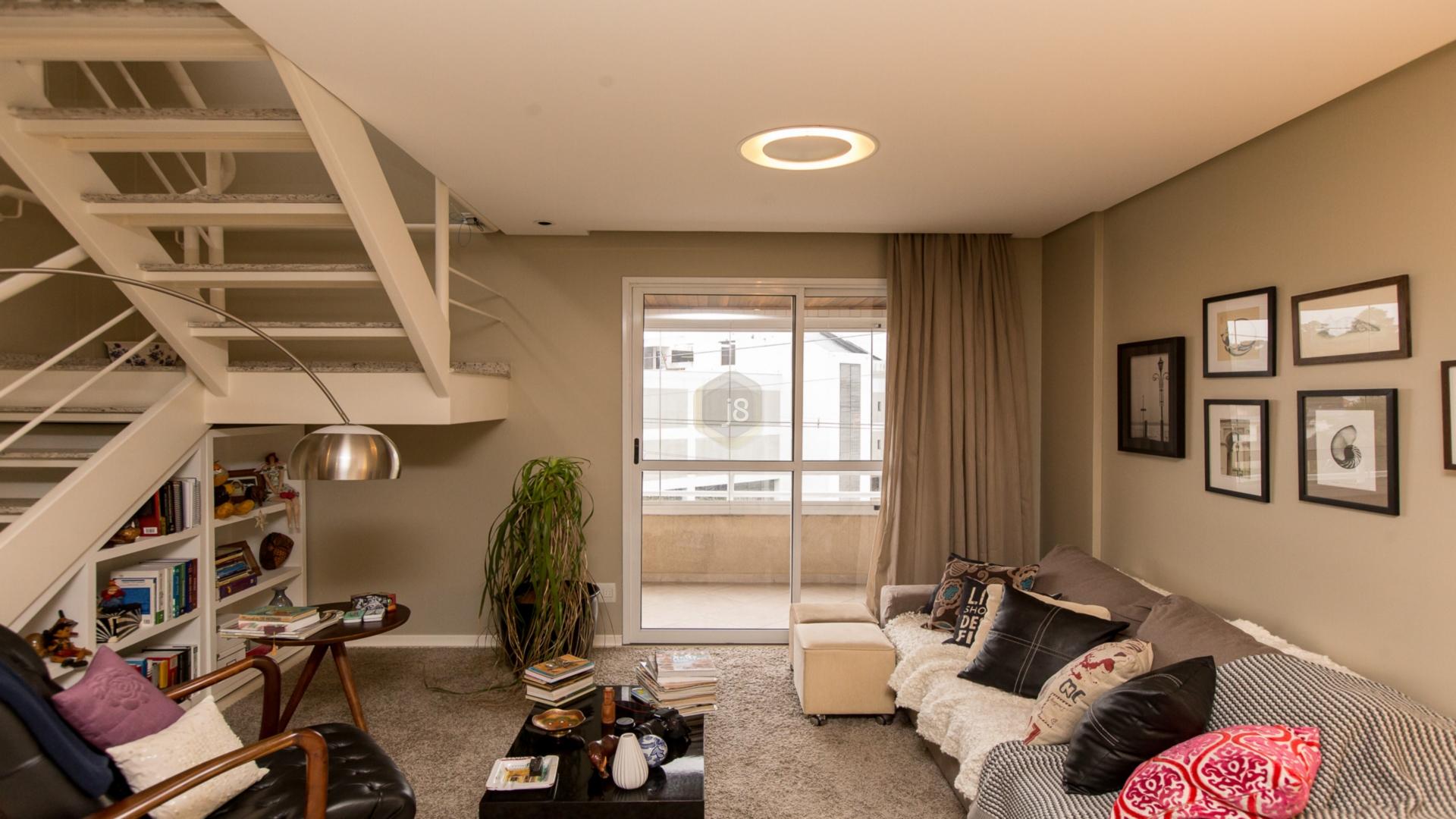 Coberturas de 2 dormitórios em Hugo Lange, Curitiba - PR