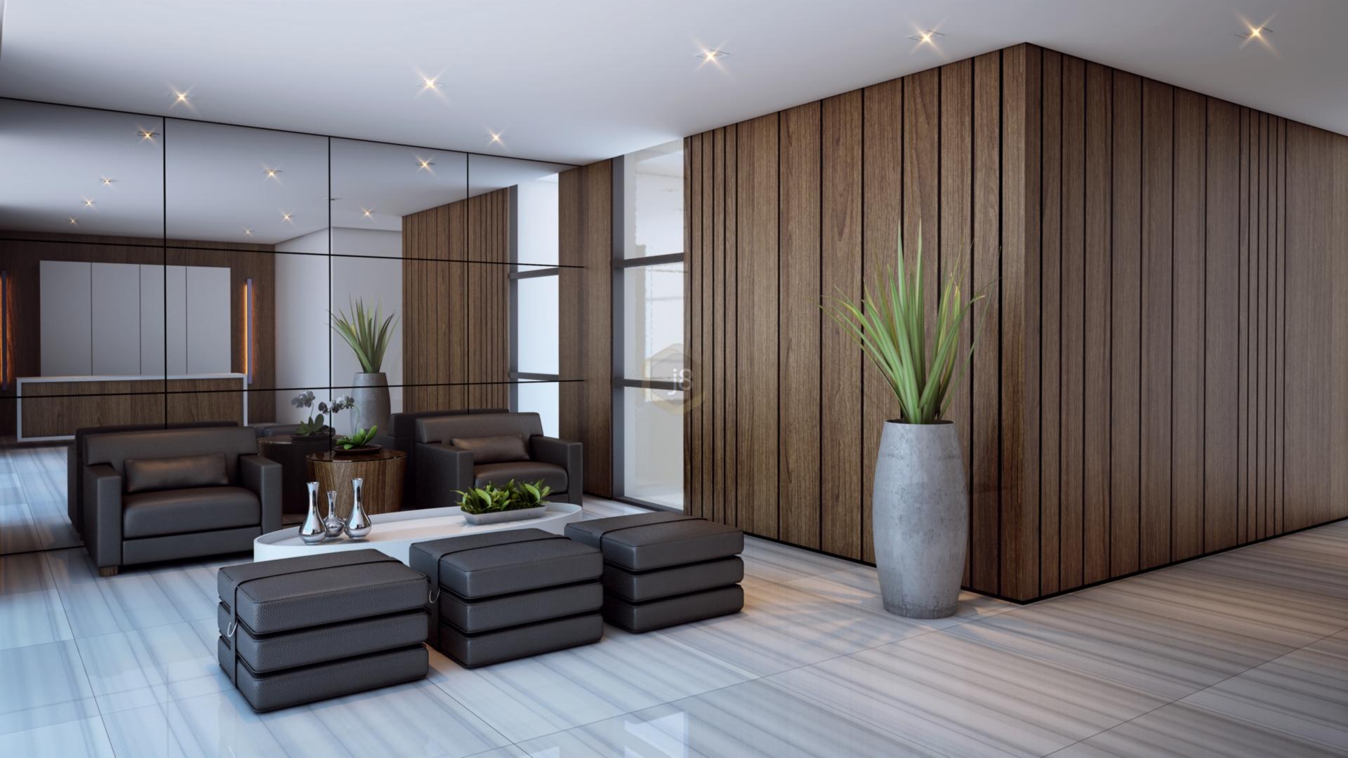 Apartamentos de 1 dormitório à venda em Batel, Curitiba - PR