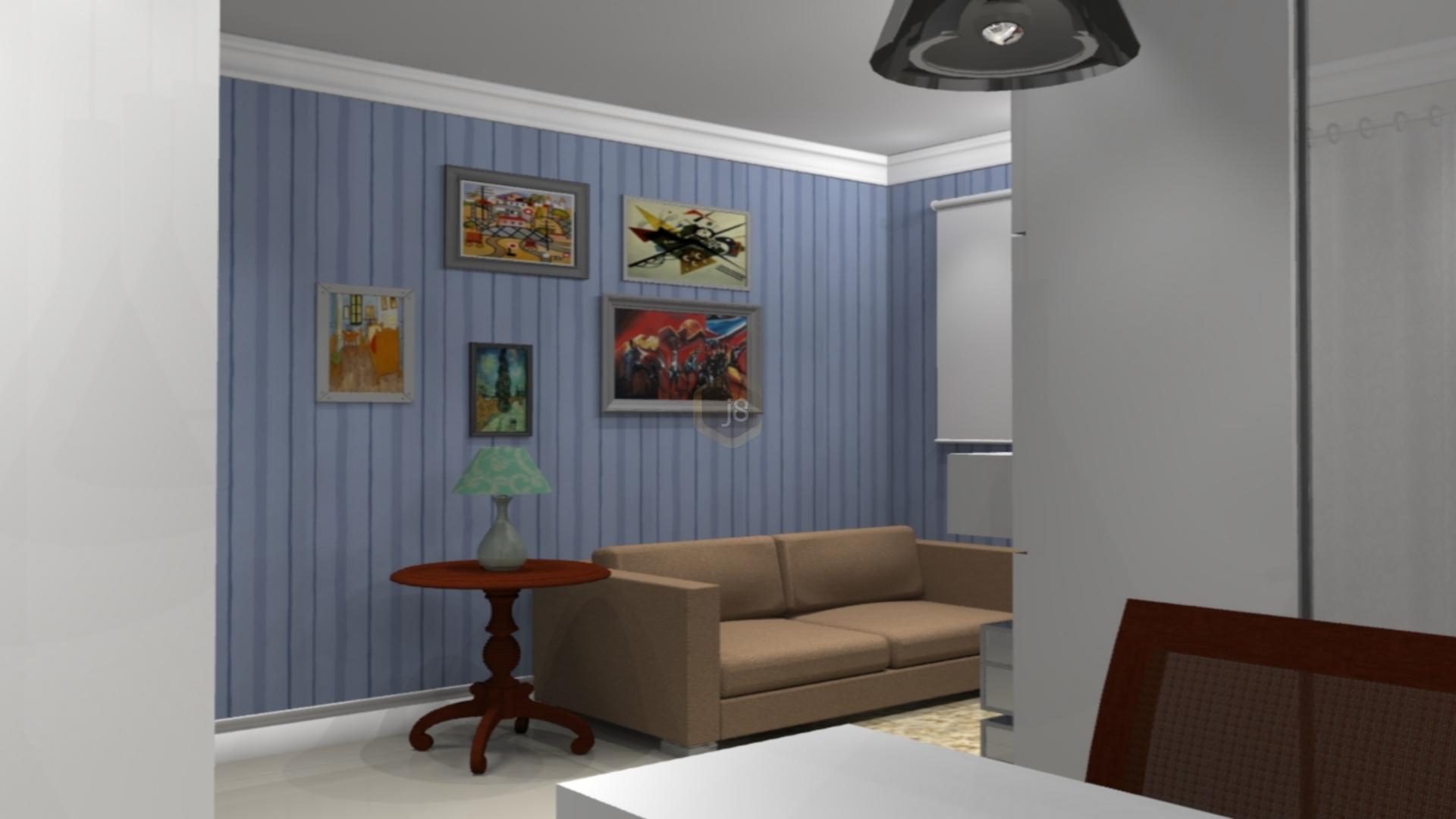 Apartamentos de 1 dormitório à venda em Cristo Rei, Curitiba - PR