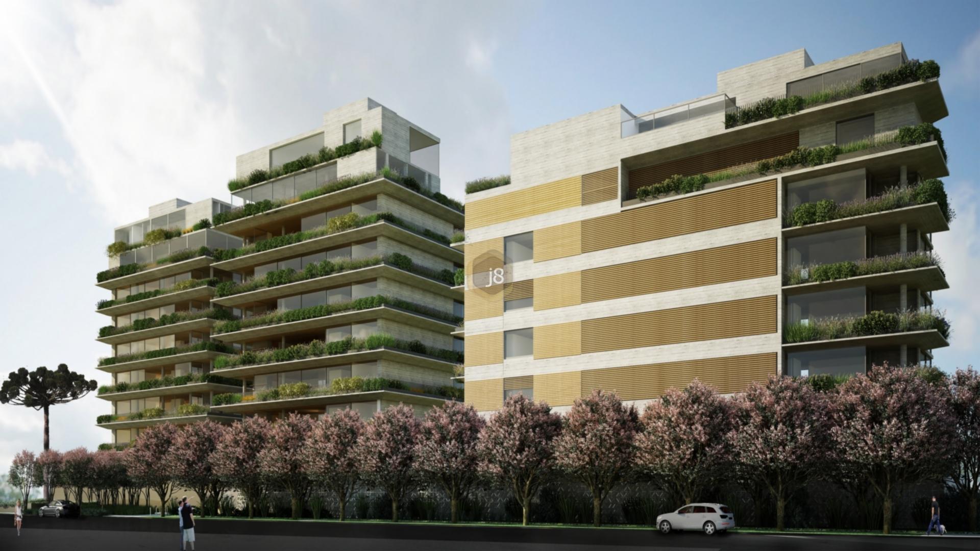 Apartamentos de 4 dormitórios à venda em Cabral, Curitiba - PR