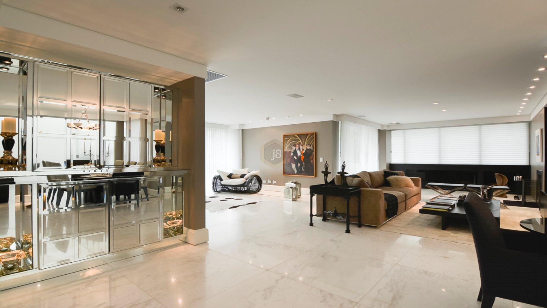 Foto de destaque Exclusivo apartamento no ecoville ! área útil diferenciada !
