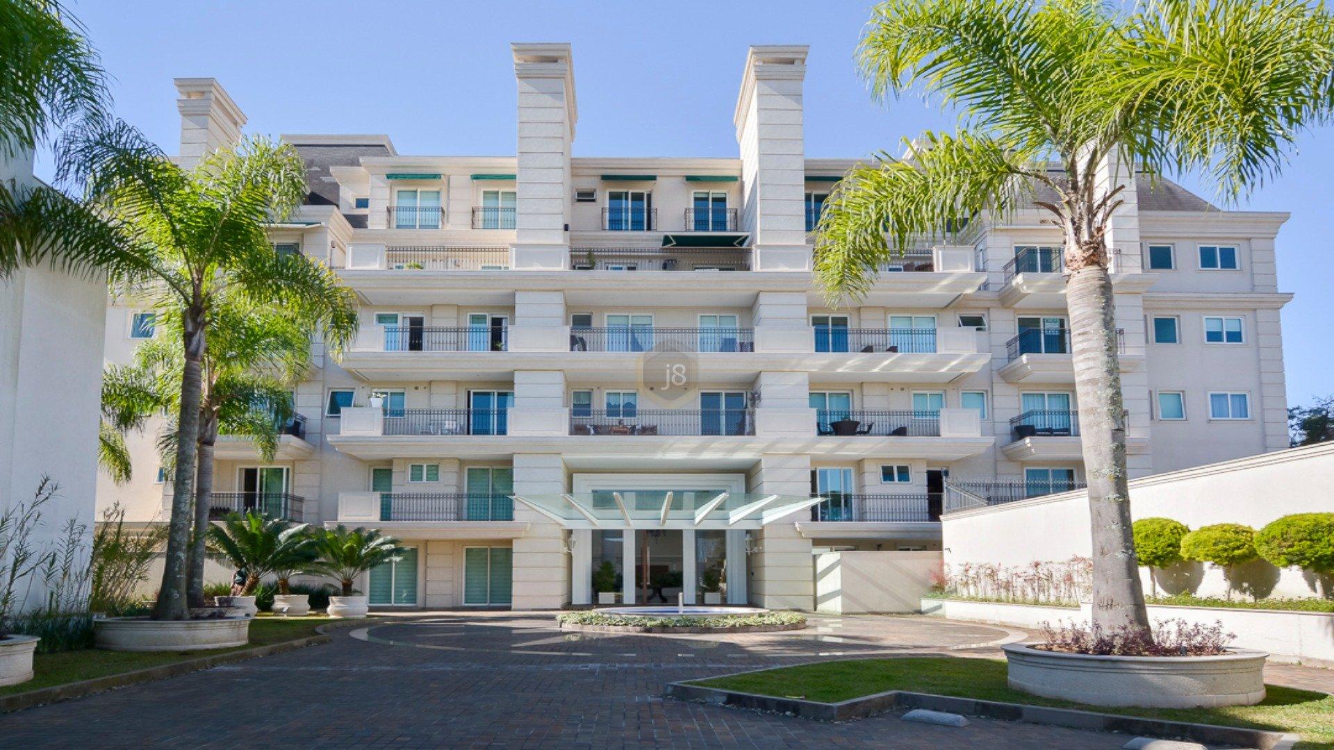 Foto de destaque Cobertura penthouse no batel