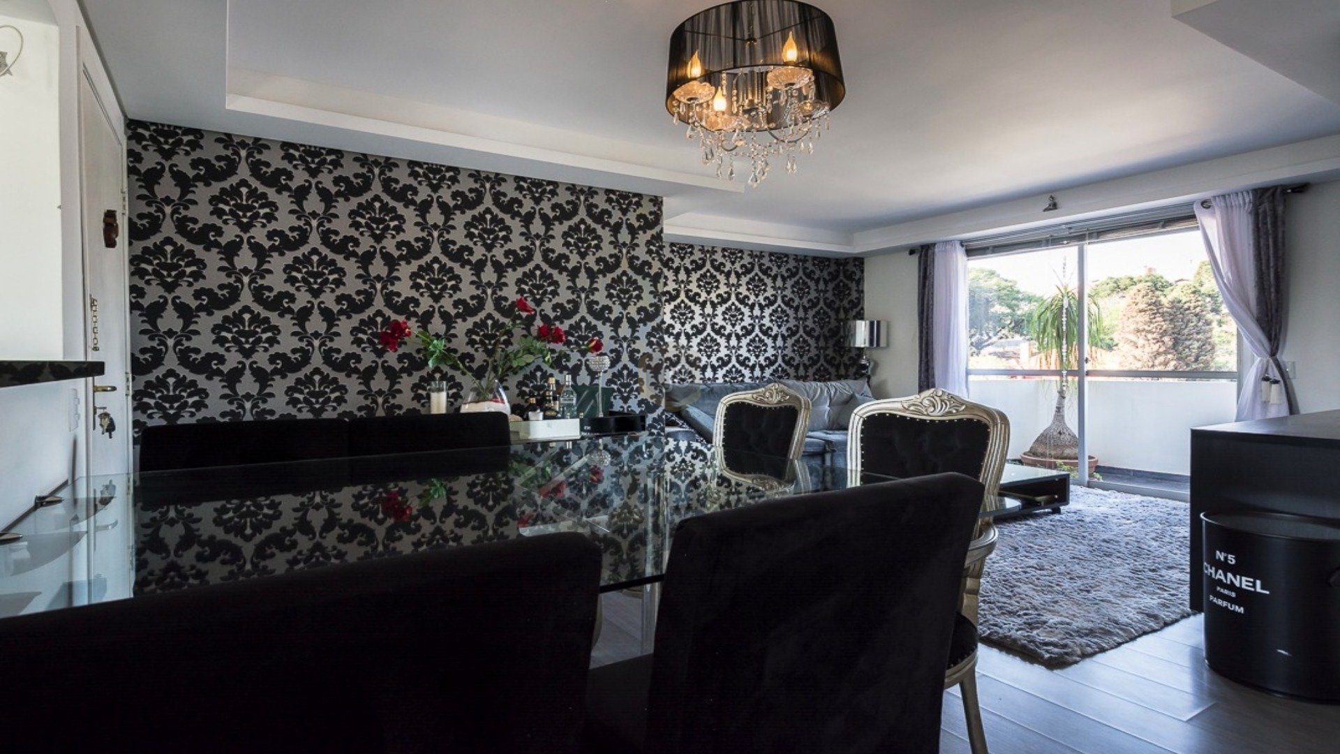 Foto de destaque Bem decorado e com 3 quartos