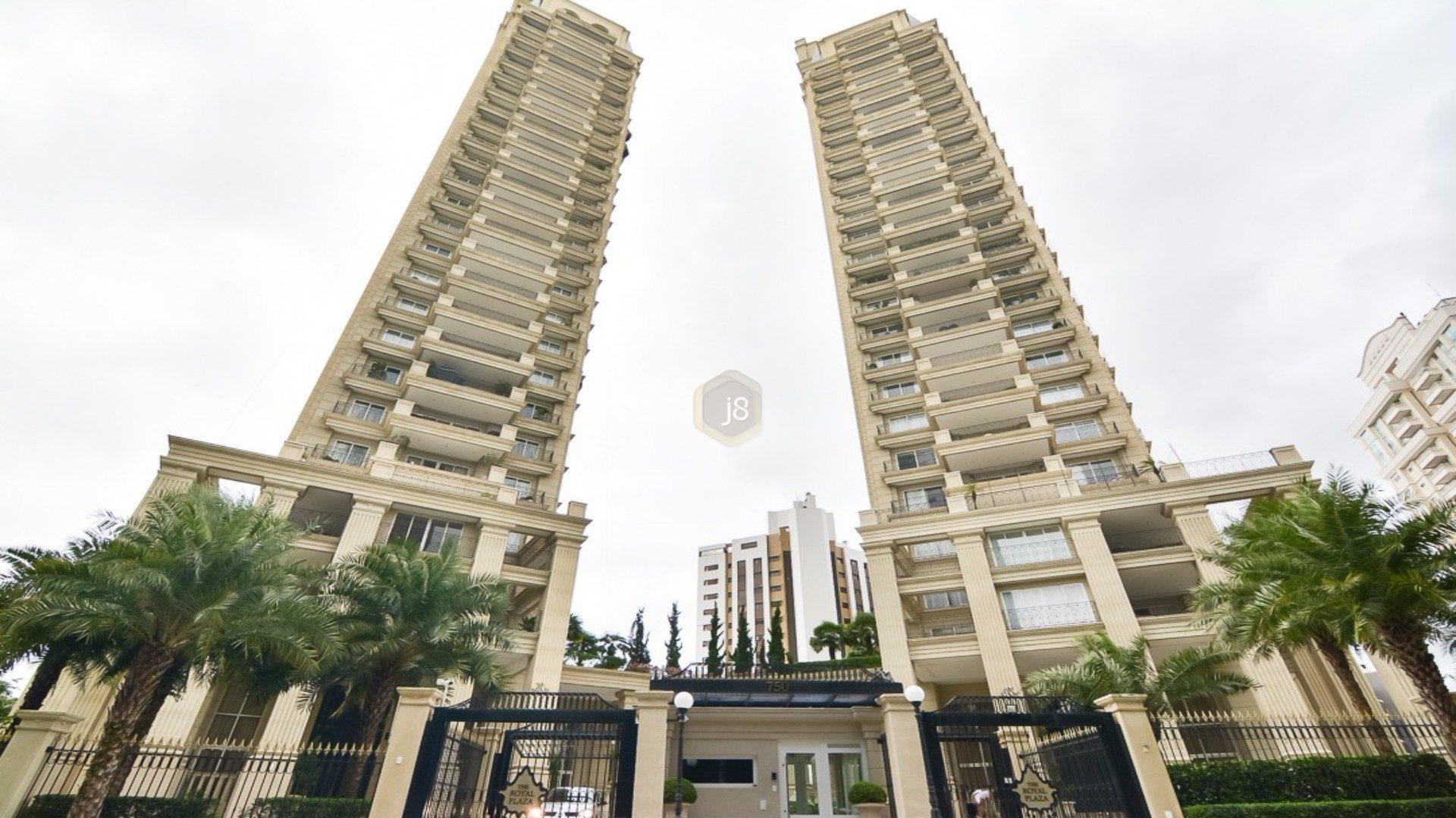Foto de destaque Maravilhoso apartamento no edifício mais desejado do ecoville