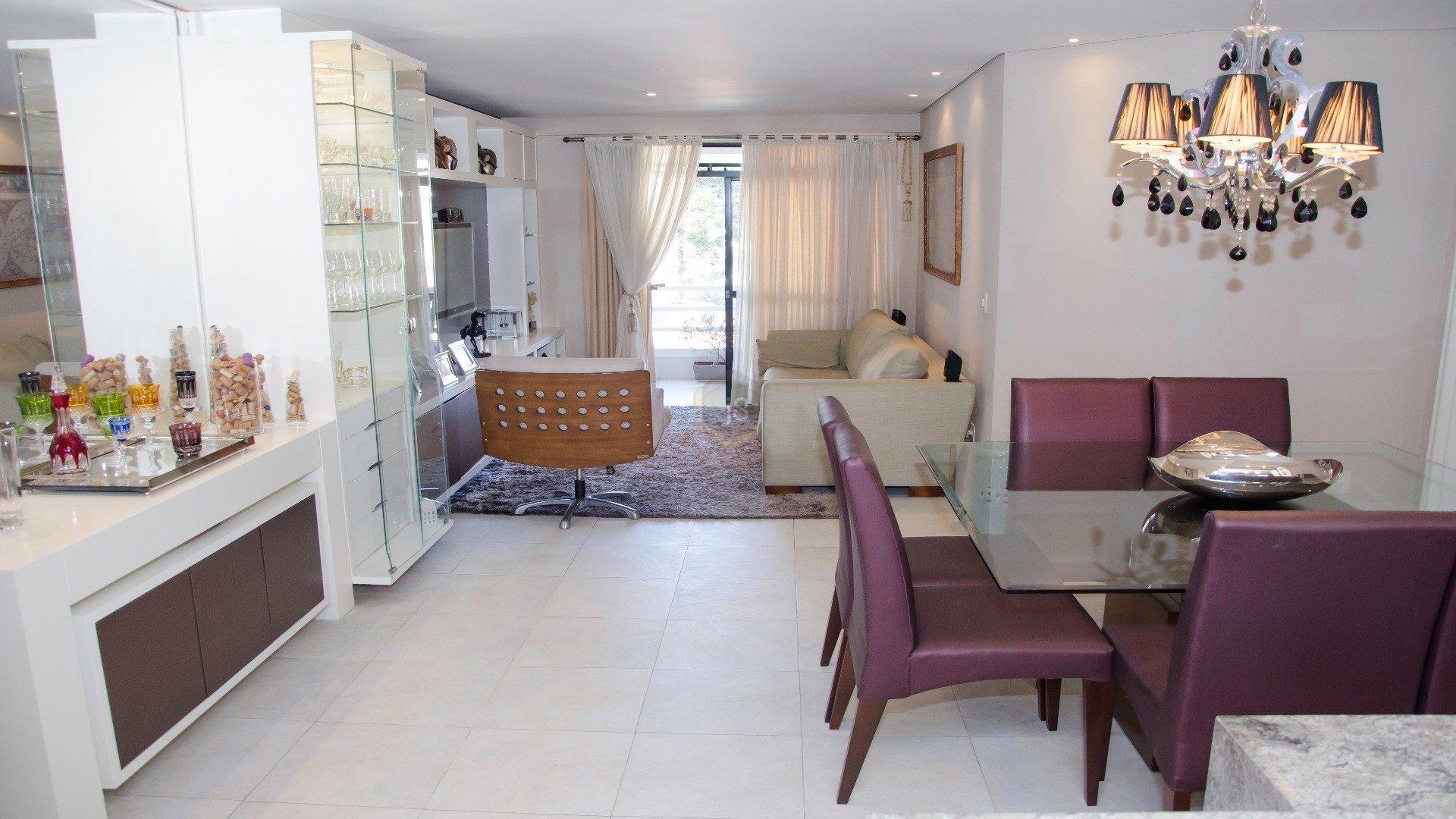 Foto de destaque Apartamento confortável com amplos quartos