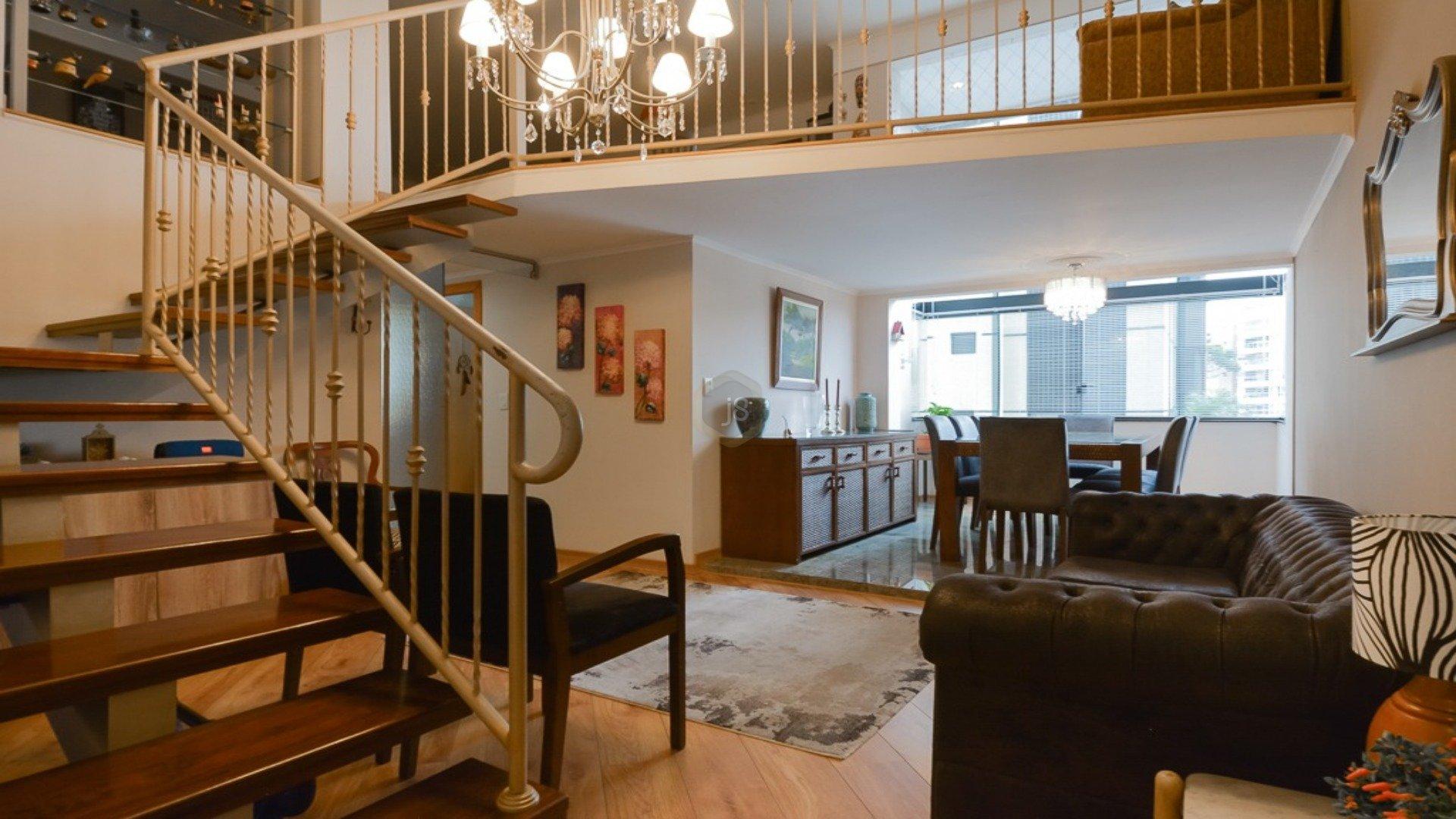 Foto de destaque Excelente apartamento duplex térreo no cabral