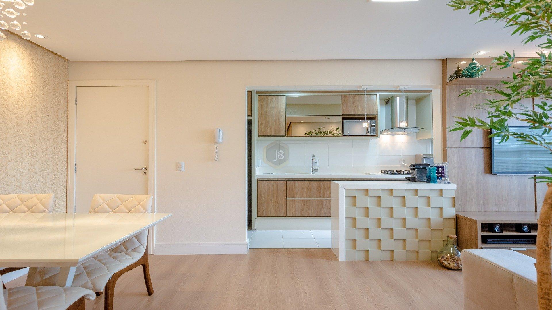Foto de destaque Apartamento impecável e pronto para morar no campo comprido!