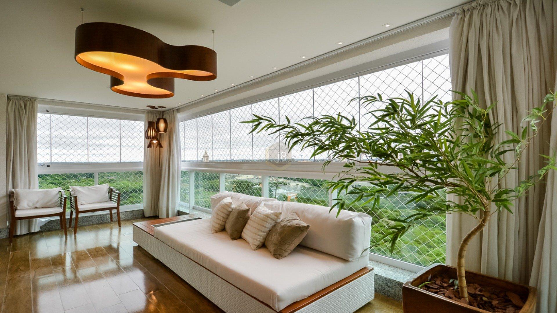 Foto de destaque Lindíssimo apartamento no coração do ecoville