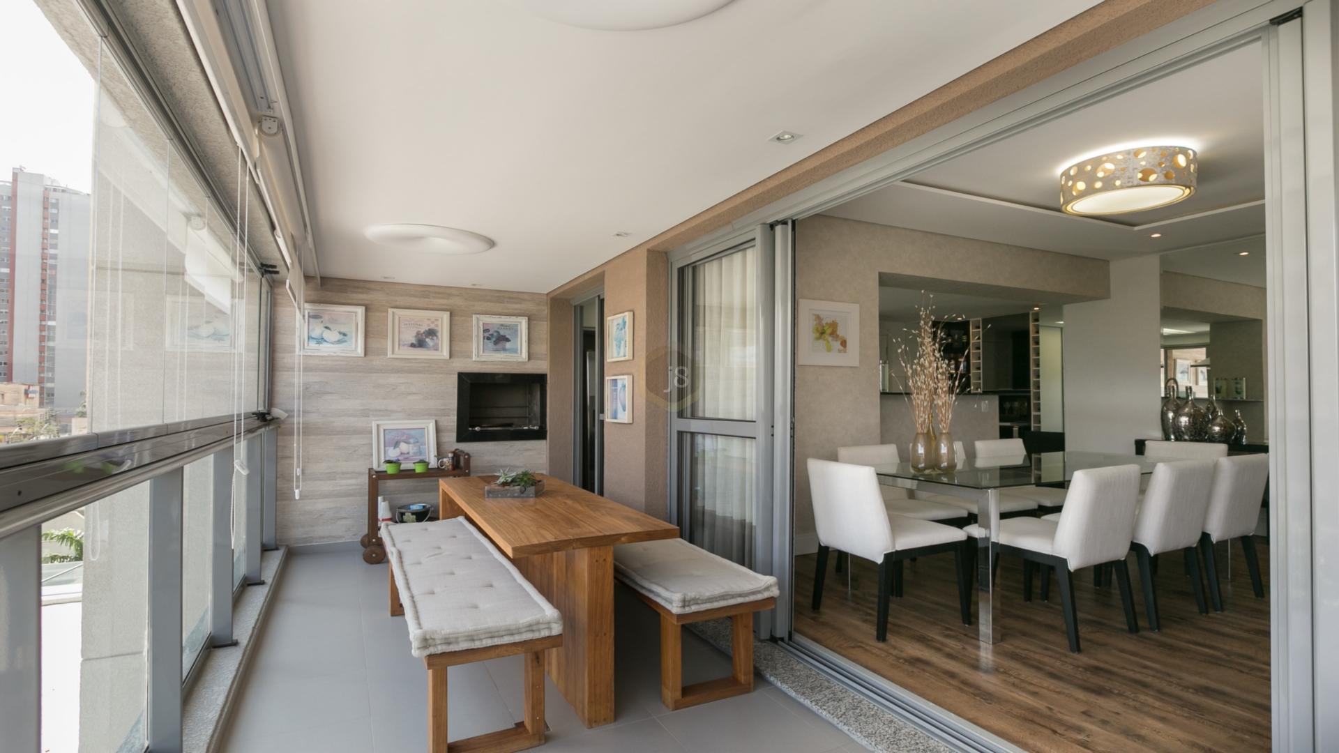 Foto de destaque Lindo apartamento em condomínio club no batel, impecável!