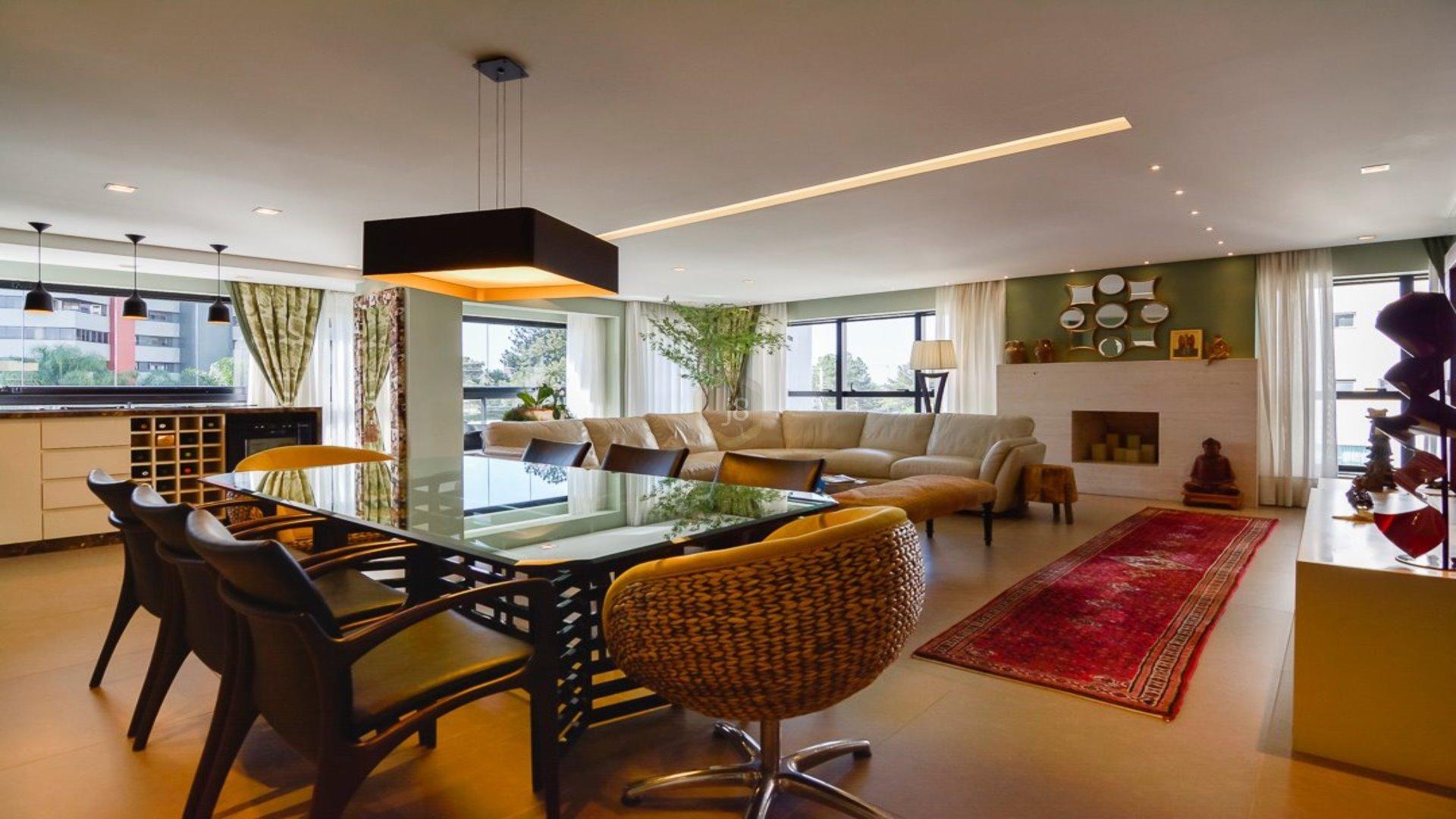 Foto de destaque Maravilhoso apartamento de 3 suítes no ecoville !