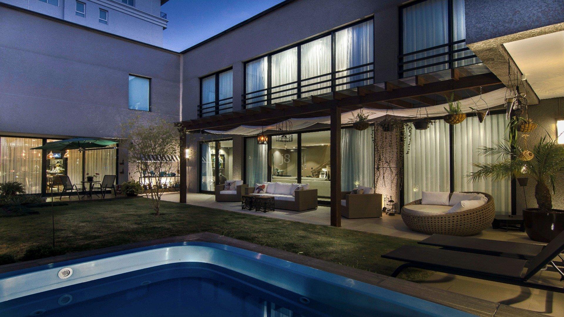 Foto de destaque Casa no condomínio ville annecy no bairro campo comprido