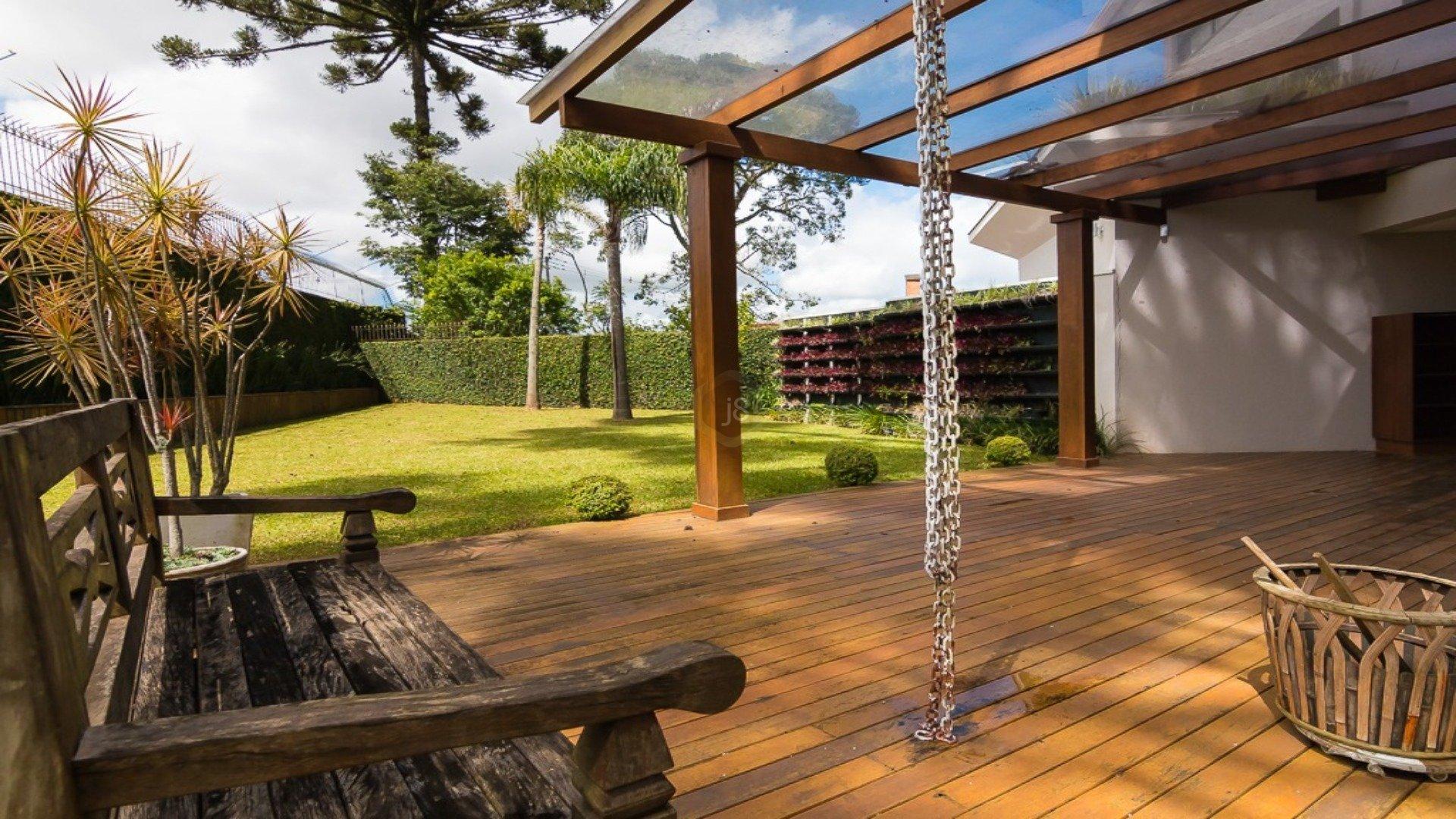 Foto de destaque Moderna e aconchegante casa em condomínio exclusivo!