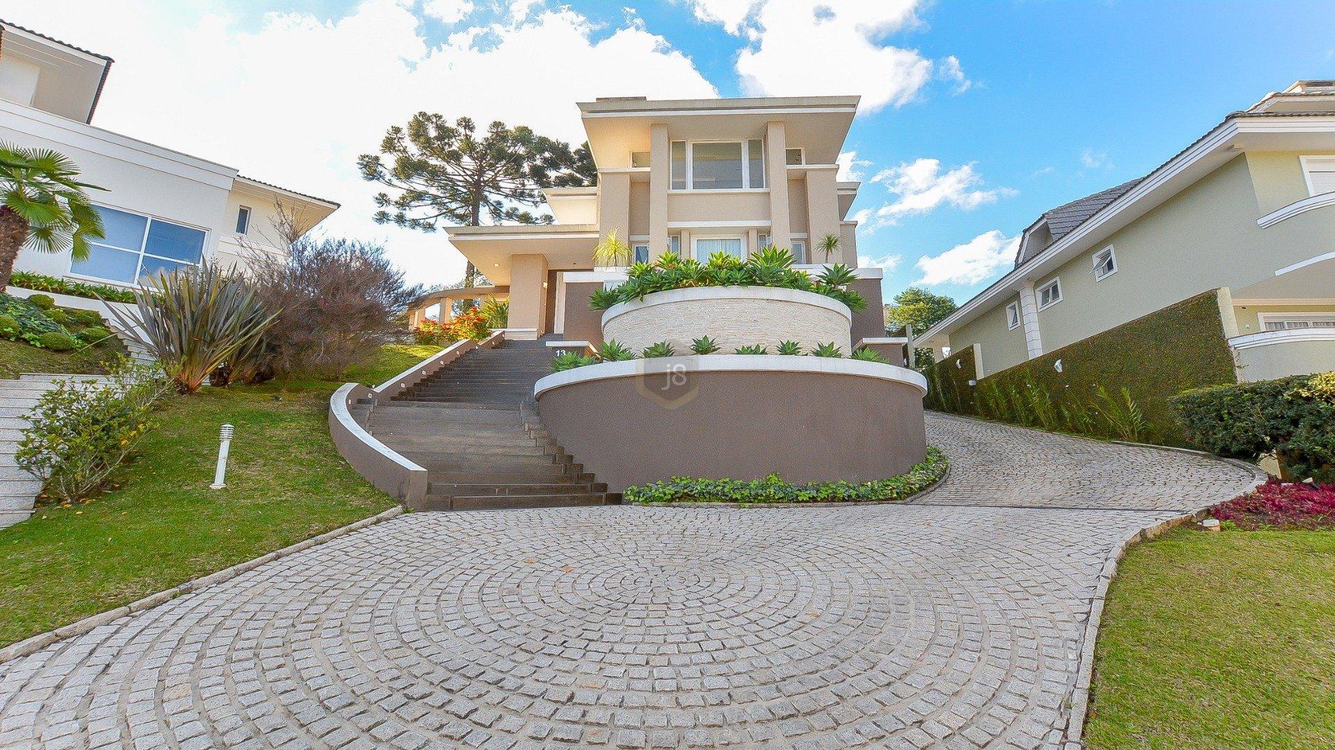 Foto de destaque Casa de luxo no bairro são joão.