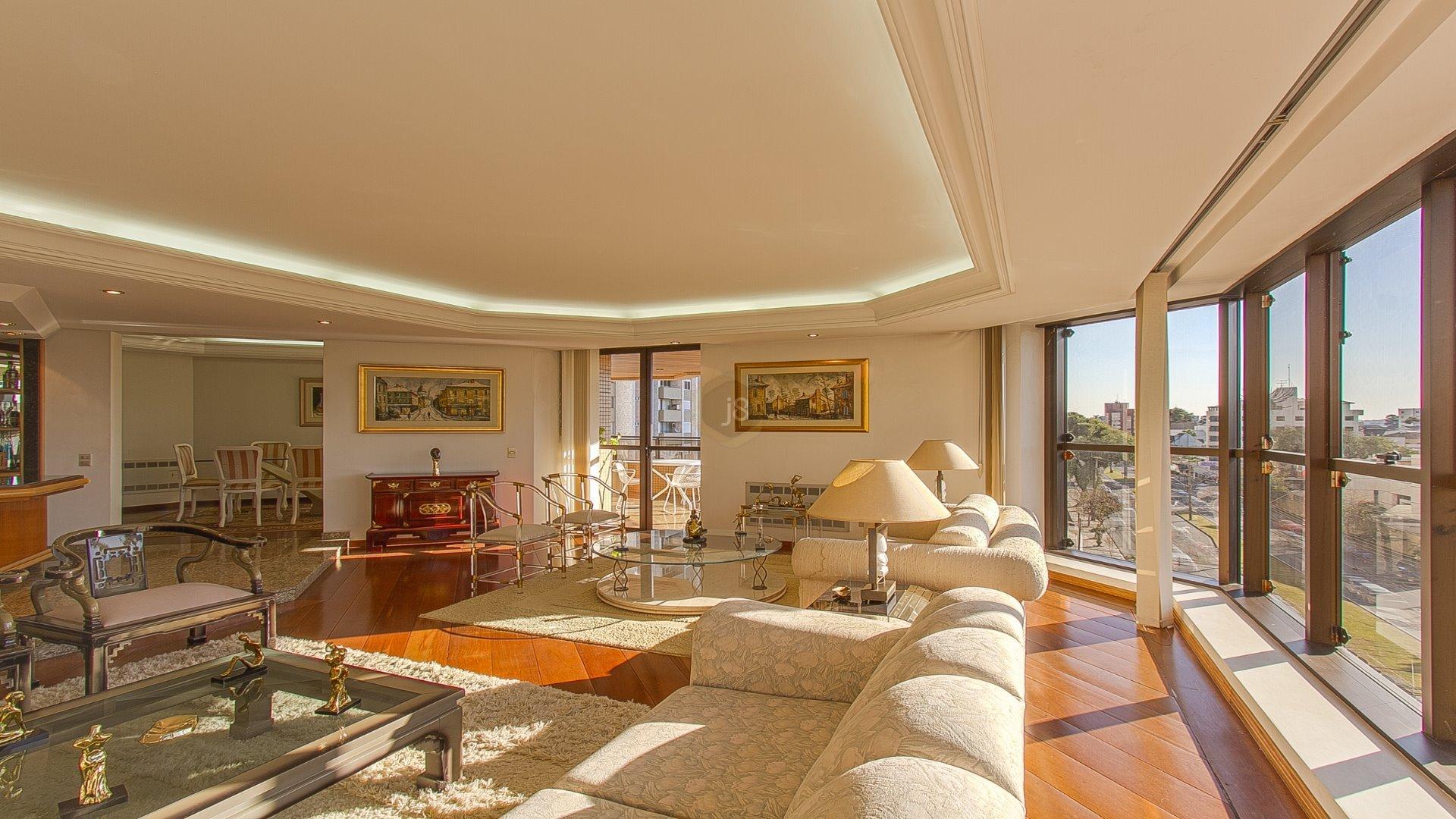 Foto de destaque Lindo apartamento na melhor esquina do batel !
