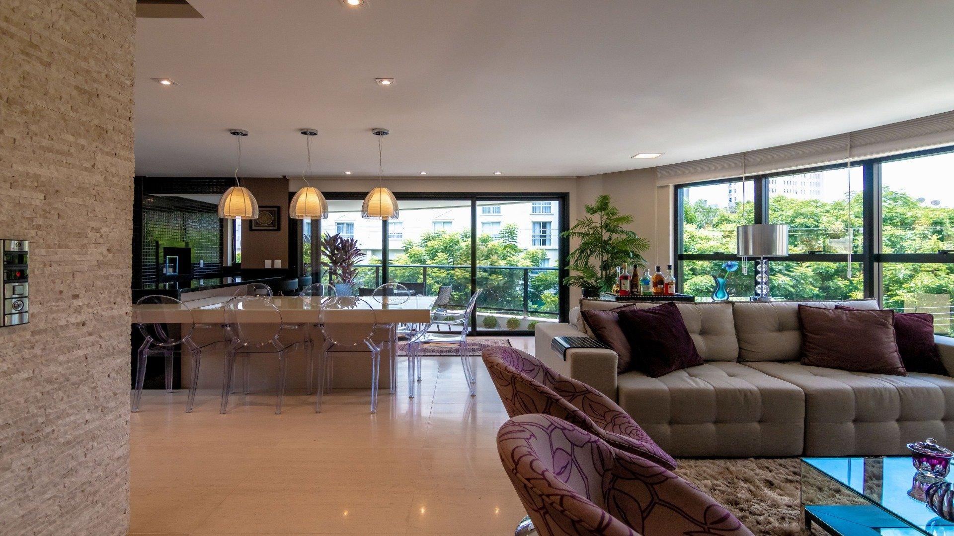 Foto de destaque Maravilhoso apartamento no coração do batel