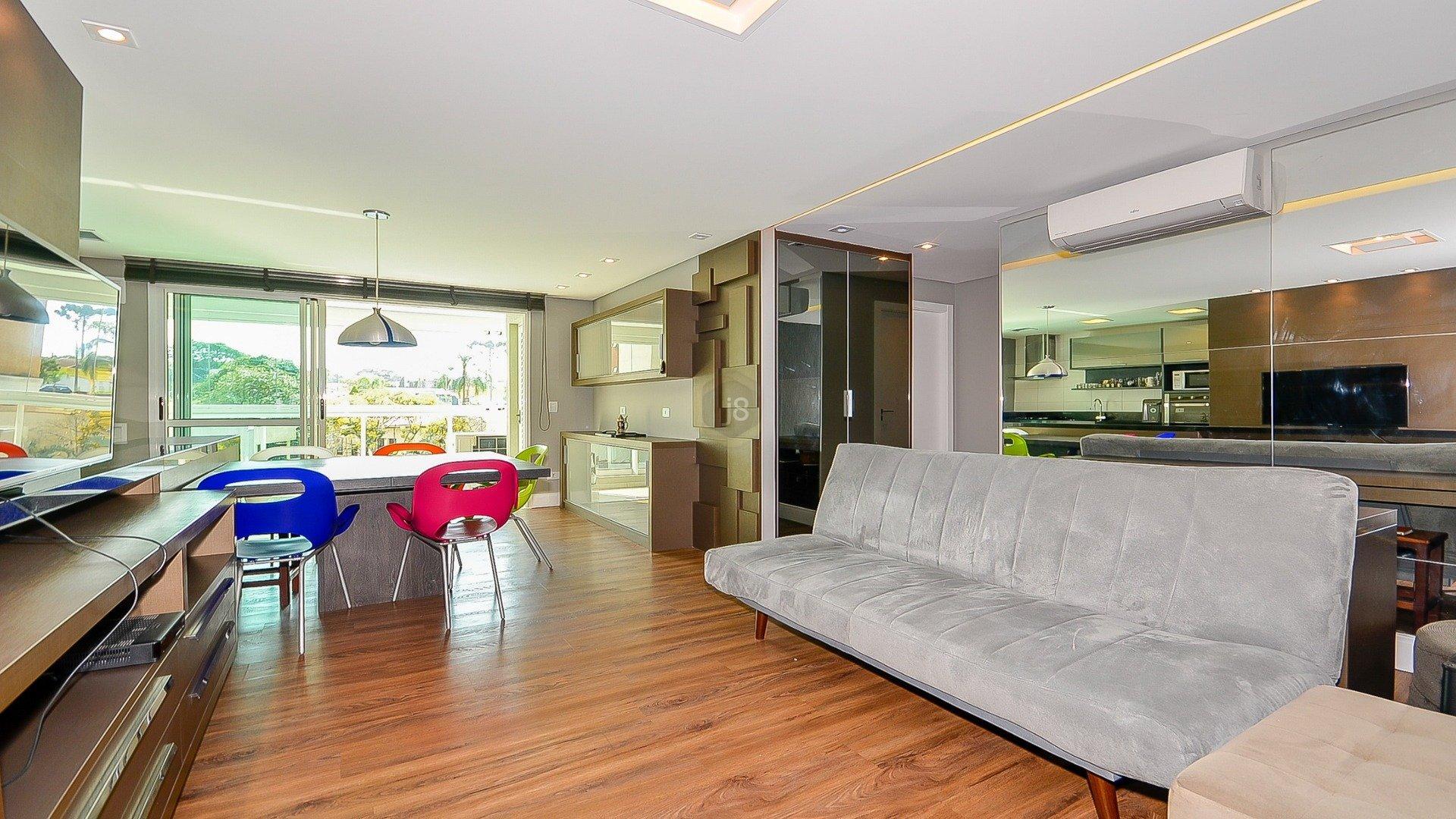 Foto de destaque ótimo apartamento com vista boulevard e estrutura de lazer