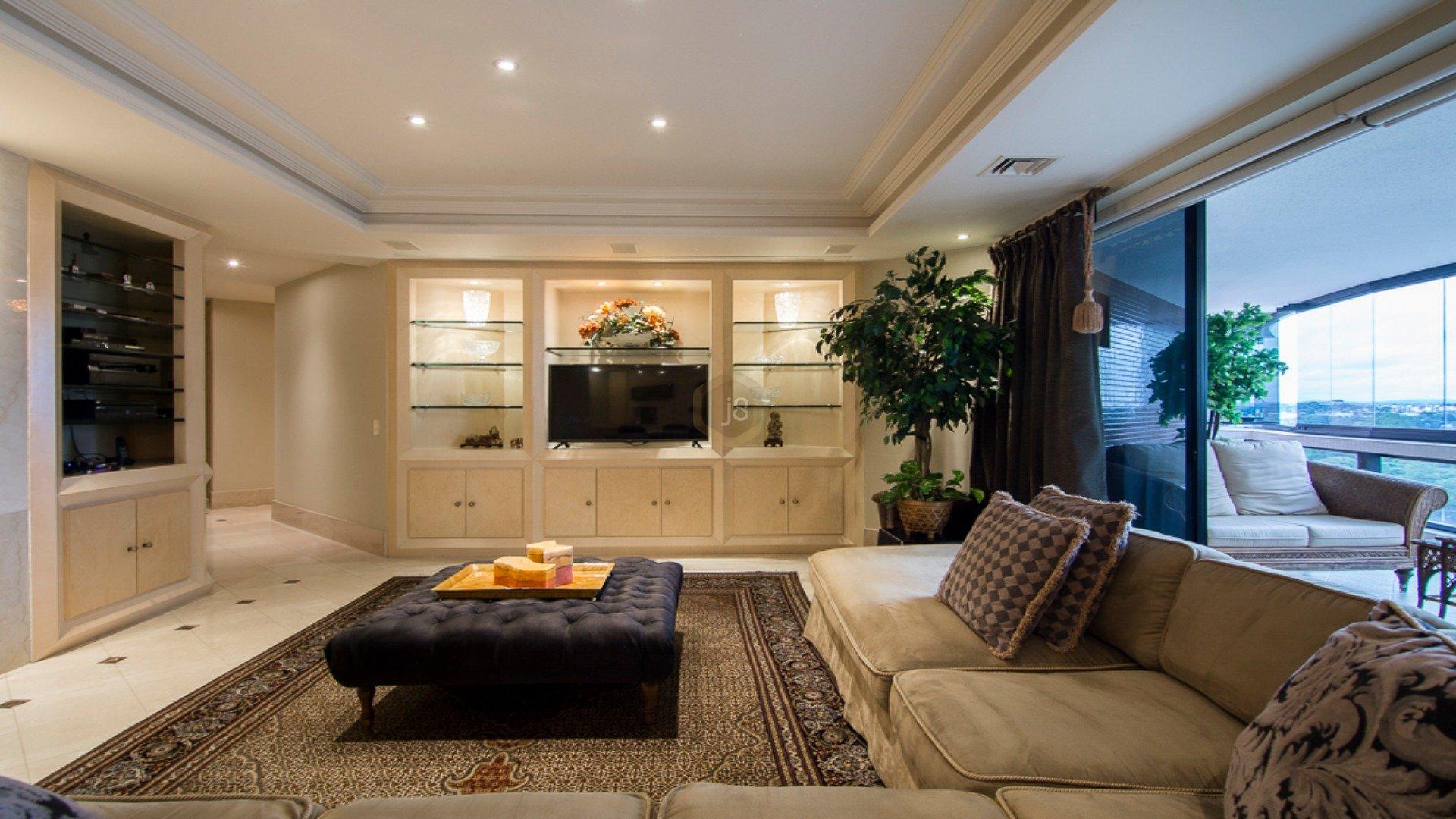 Foto de destaque Elegante apartamento no ecoville !