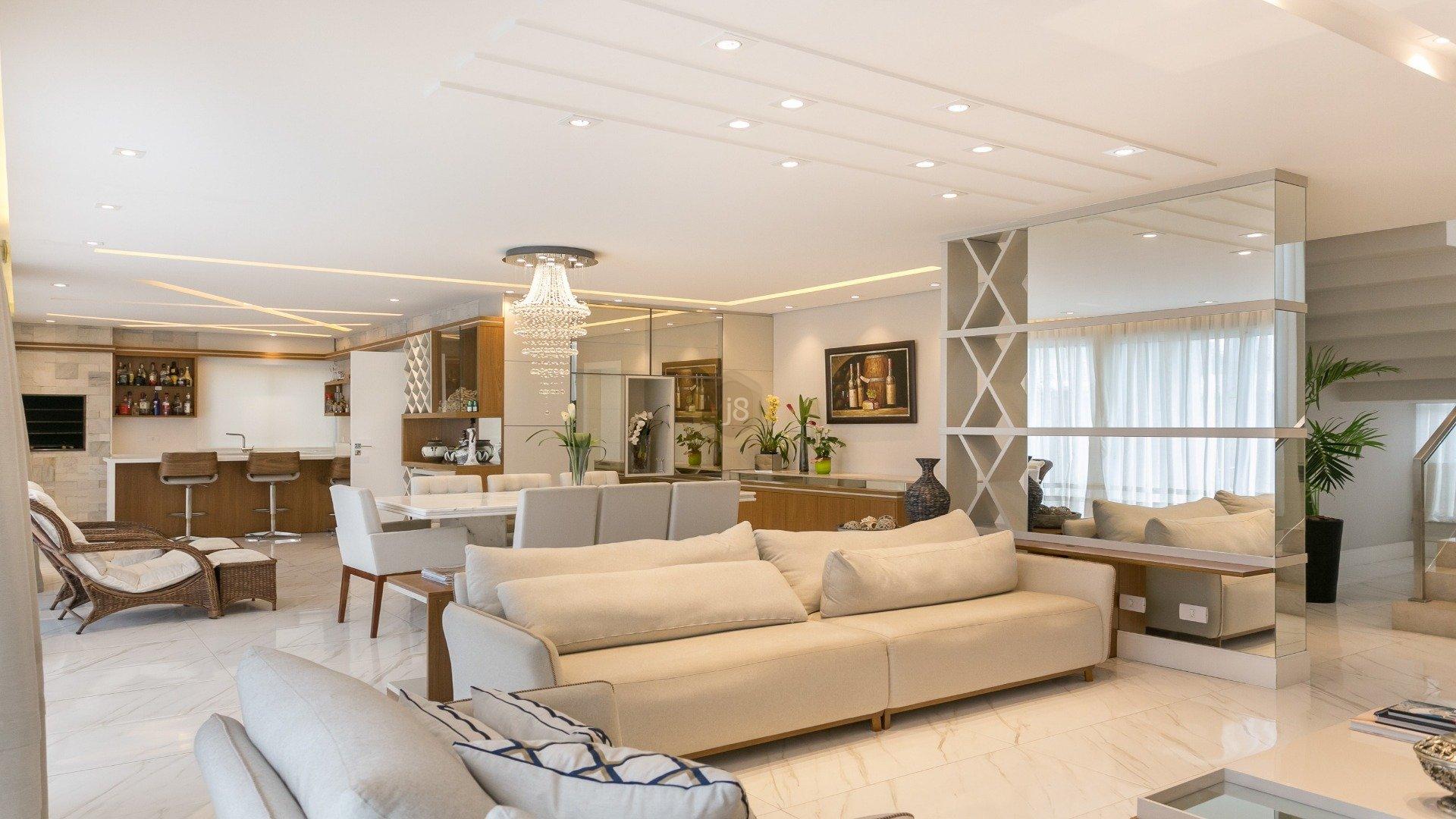 Foto de destaque Moderna casa em condomínio!
