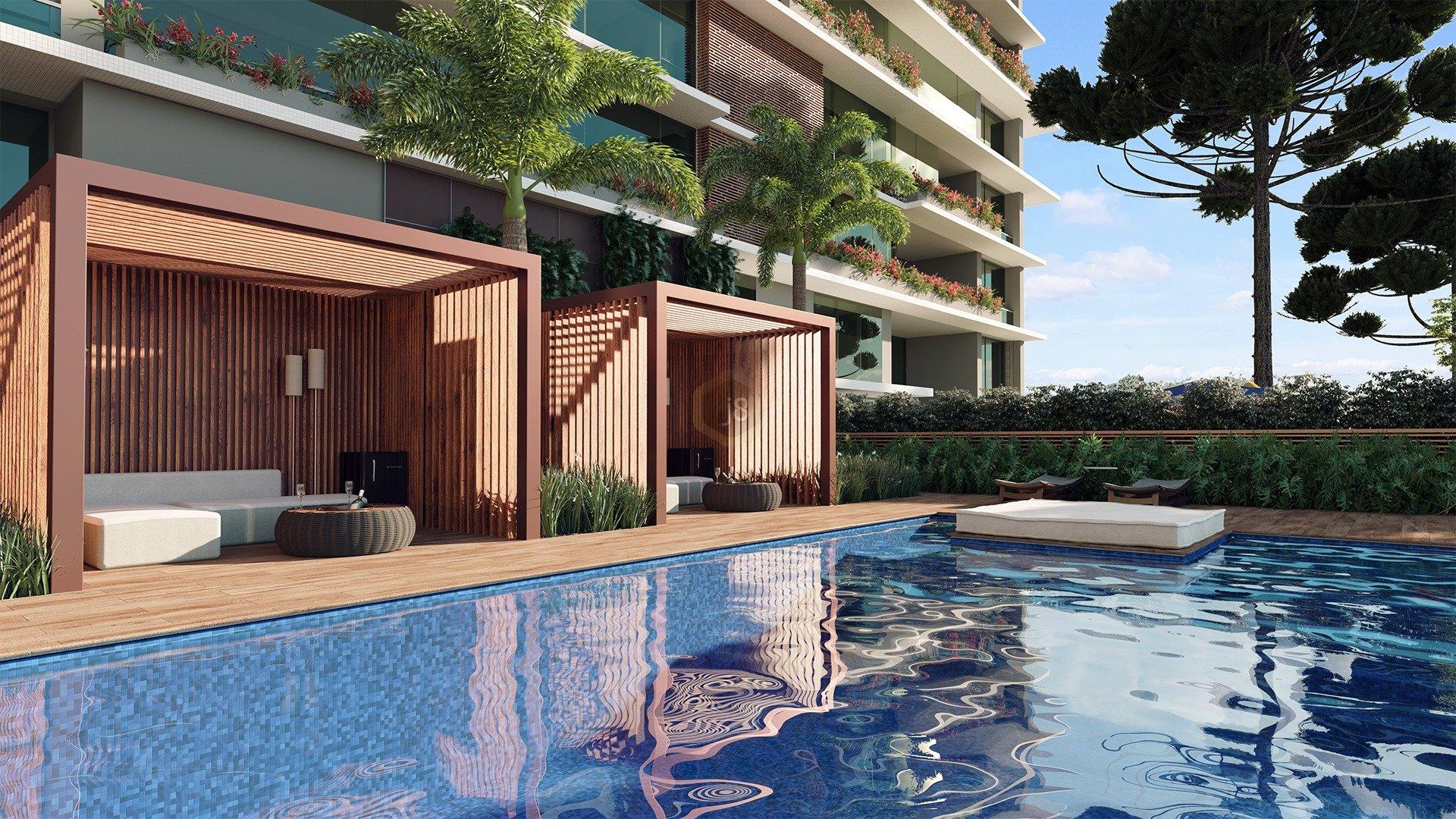 Foto de destaque Apartamento região do parque  barigui