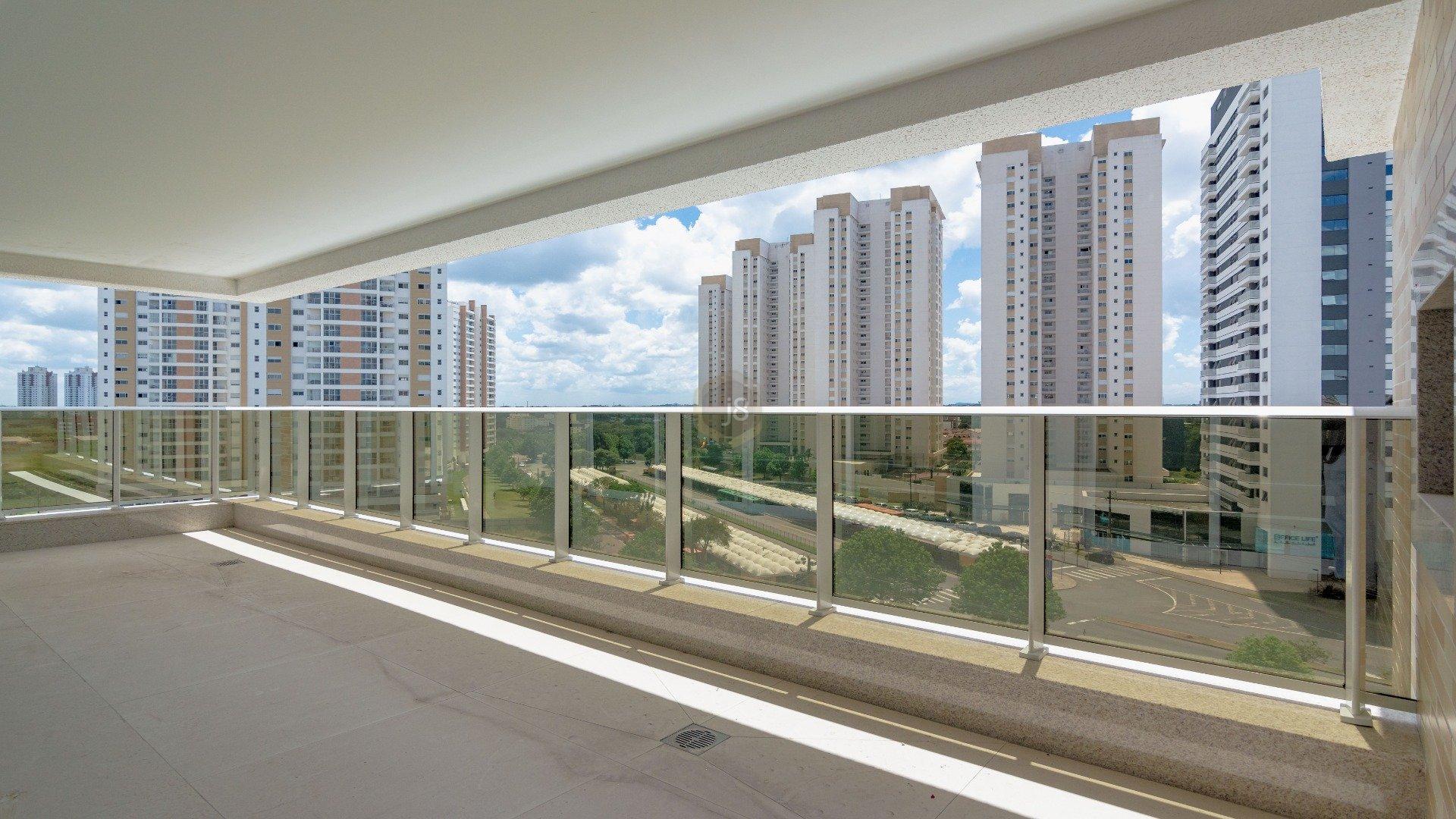 Foto de destaque Apartamento com 3 suítes e 4 vagas no ecoville