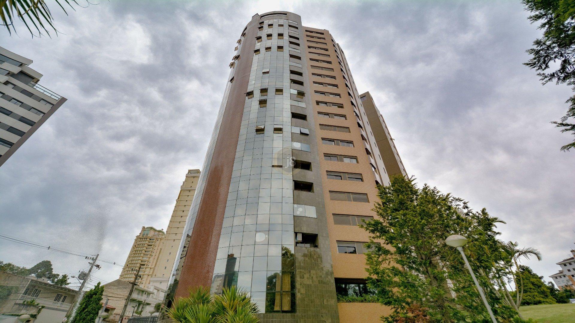 Apartamento No Bairro Ecoville Em Curitiba Ref 58961