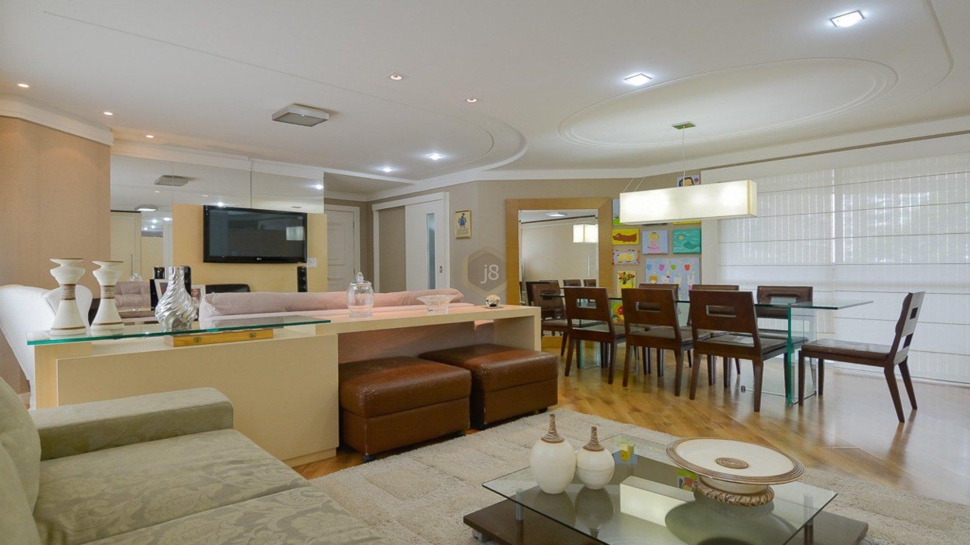 Foto de destaque Apartamento em ótima localização no ecoville com 3 vagas de garagem