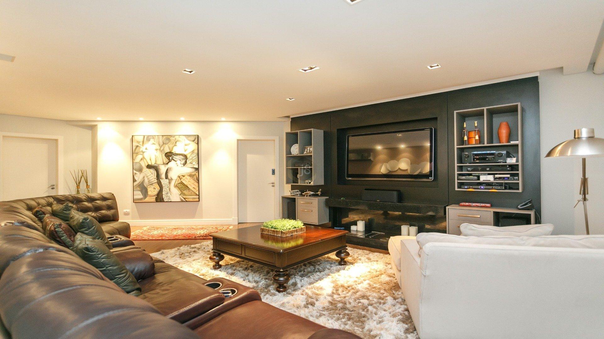 Foto de destaque Muito espaço e luxo em apartamento no ecoville