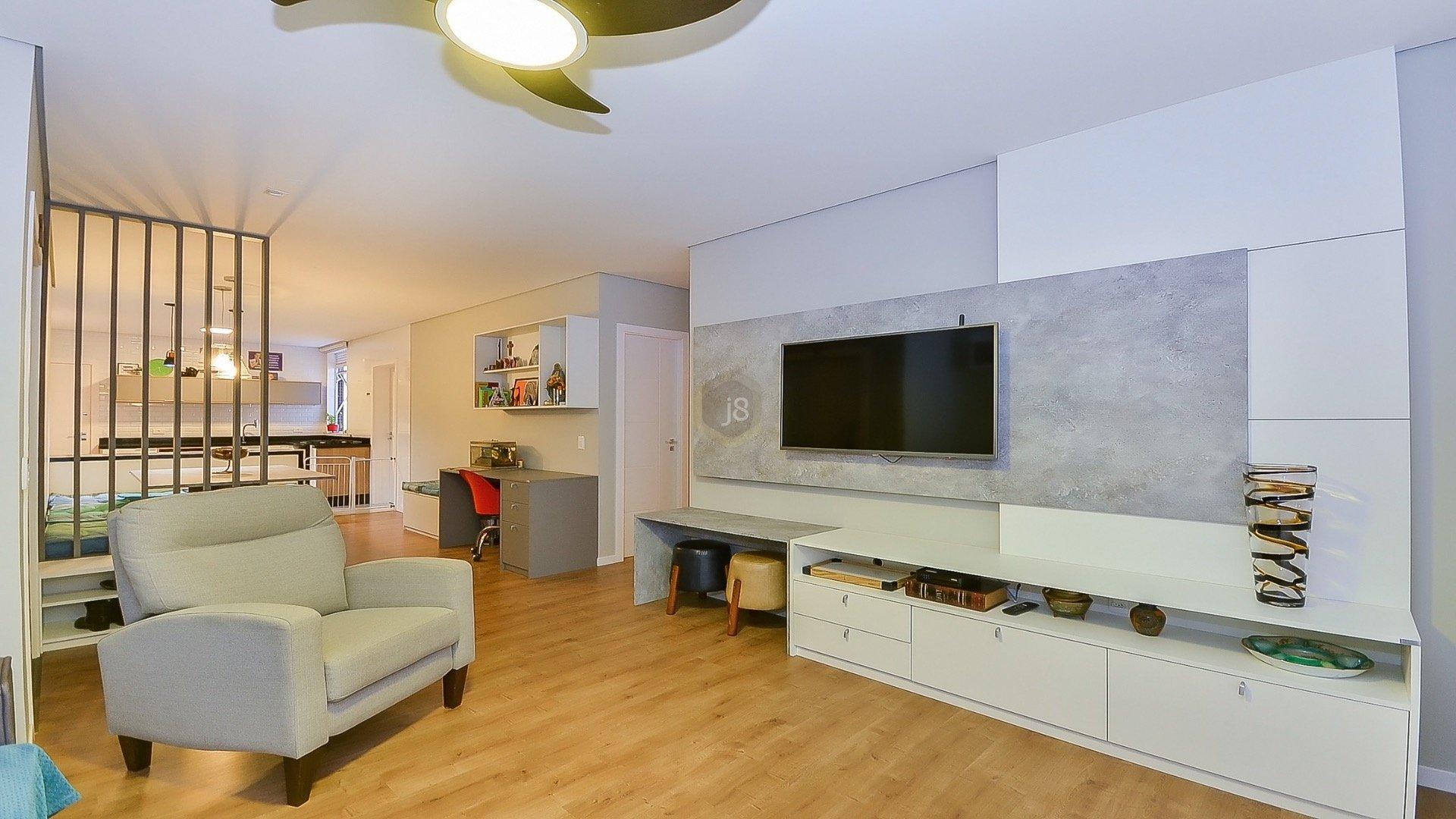 Foto de destaque Apartamento incrível com 2 suítes e 2 demi-suítes no juvevê