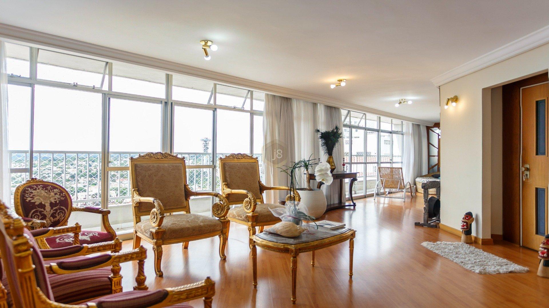 Foto de destaque Apartamento de andar inteiro e incrível vista!