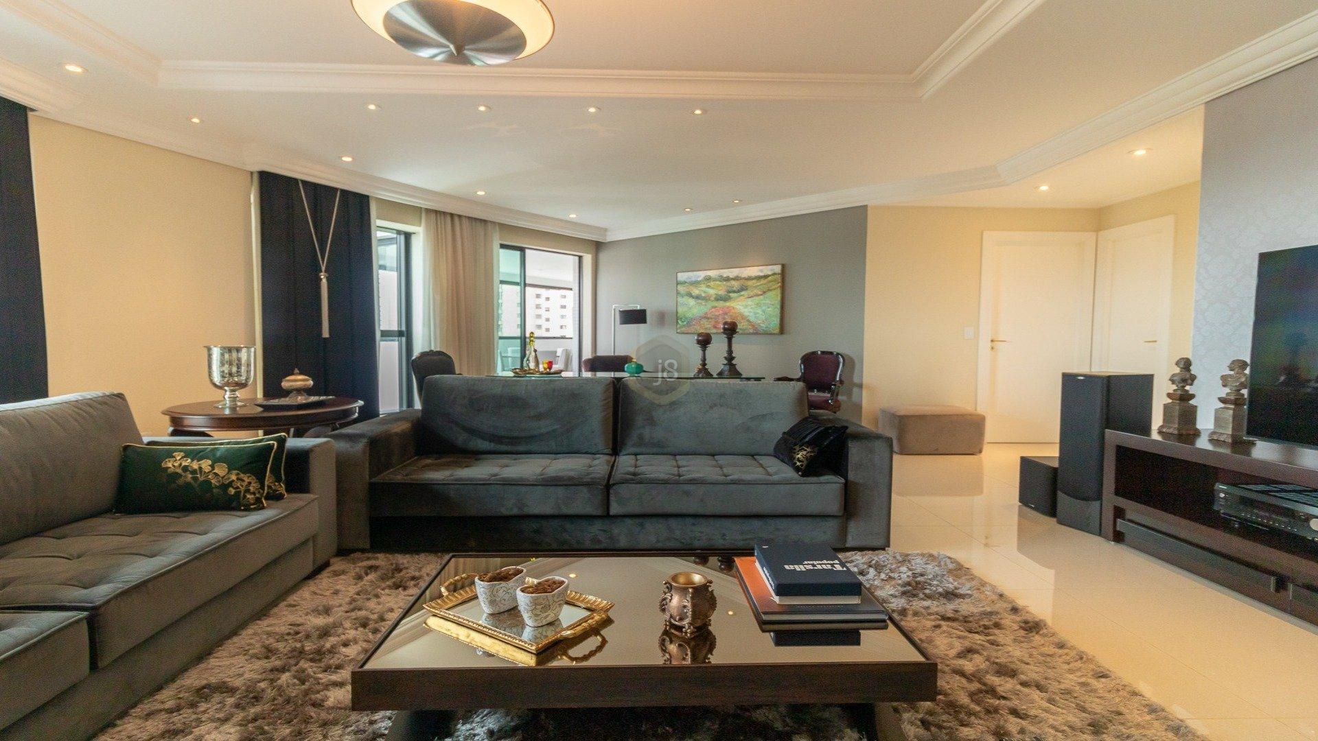 Foto de destaque Belíssimo apartamento no mossunguê