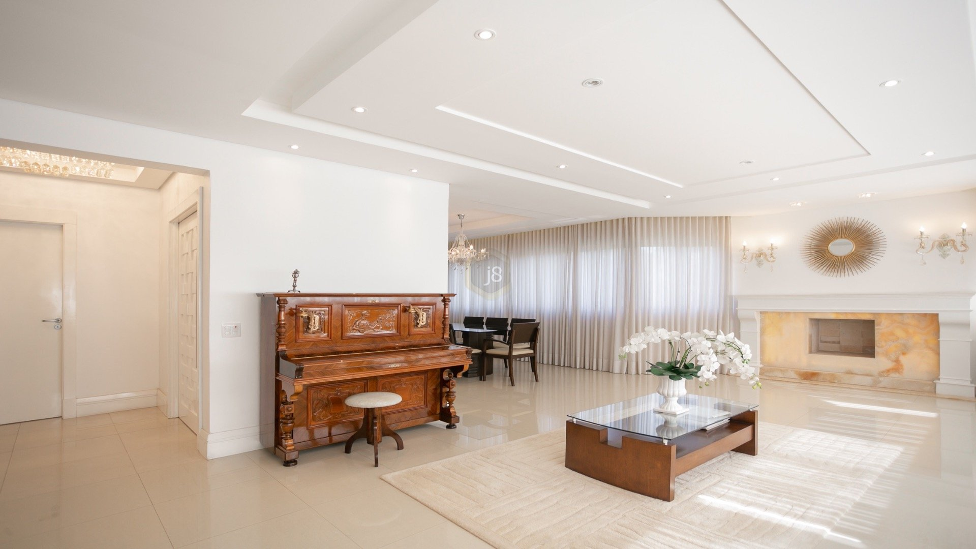 Foto de destaque Lindo apartamento  de 4 quartos no ecoville!