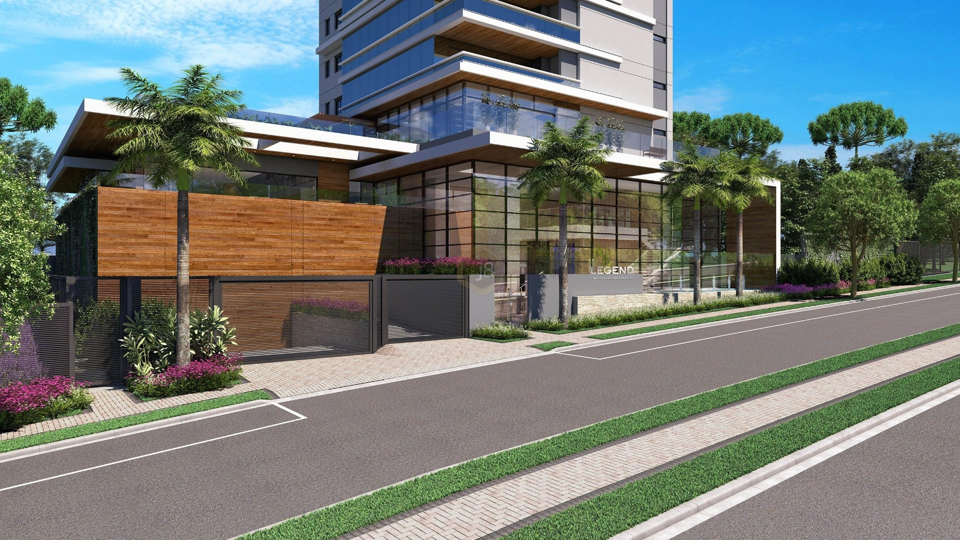 Foto de destaque Apartamento de alto padrão no ecoville