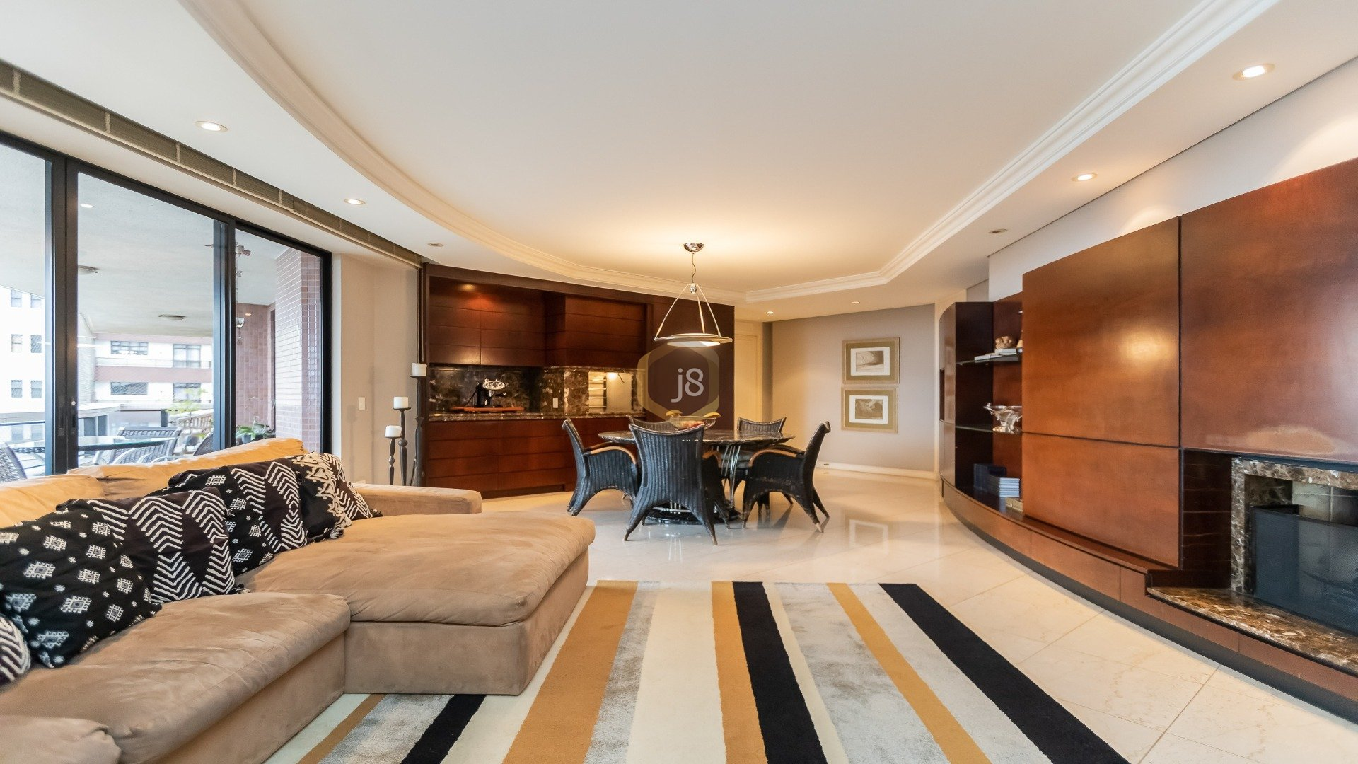Foto de destaque Sofisticado apartamento no ecoville
