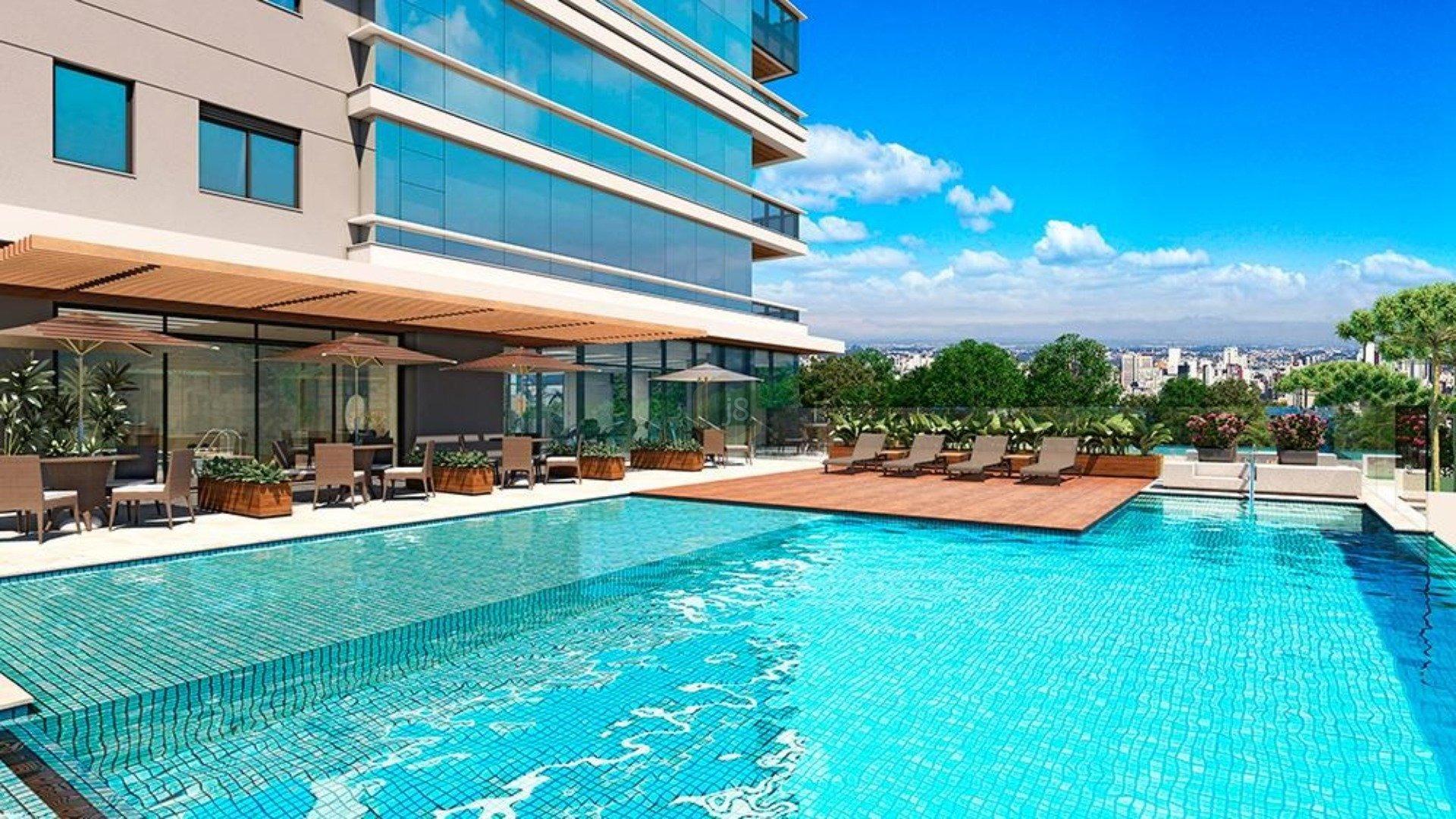 Foto de destaque Apartamento novo com 3 suítes no ecoville