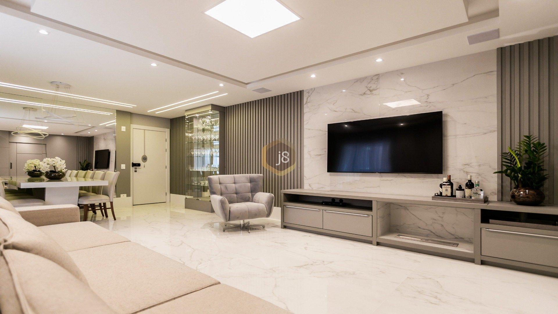 Foto de destaque Belíssimo apartamento mobiliado no ecoville