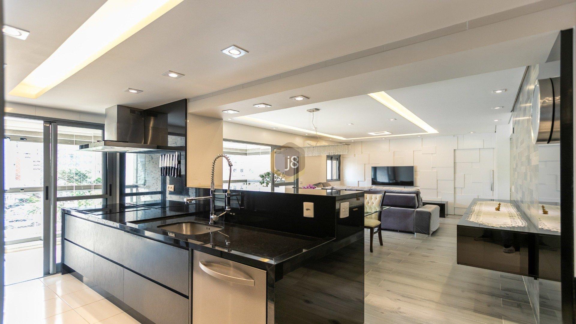 Foto de destaque Apartamento moderno e pronto para morar no batel