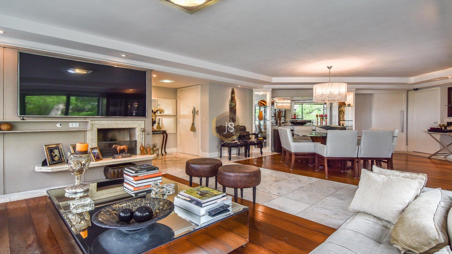 Foto de destaque Apartamento lindo e perfeito para quem quer morar no batel