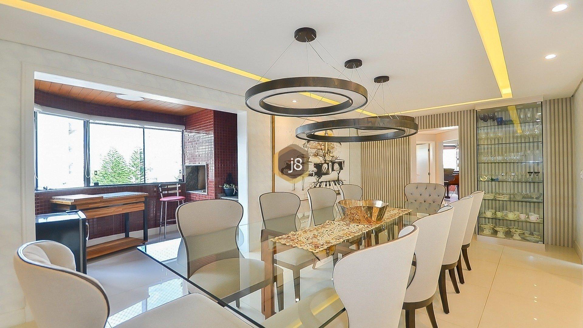 Foto de destaque Apartamento no batel com 3 suítes e 3 vagas